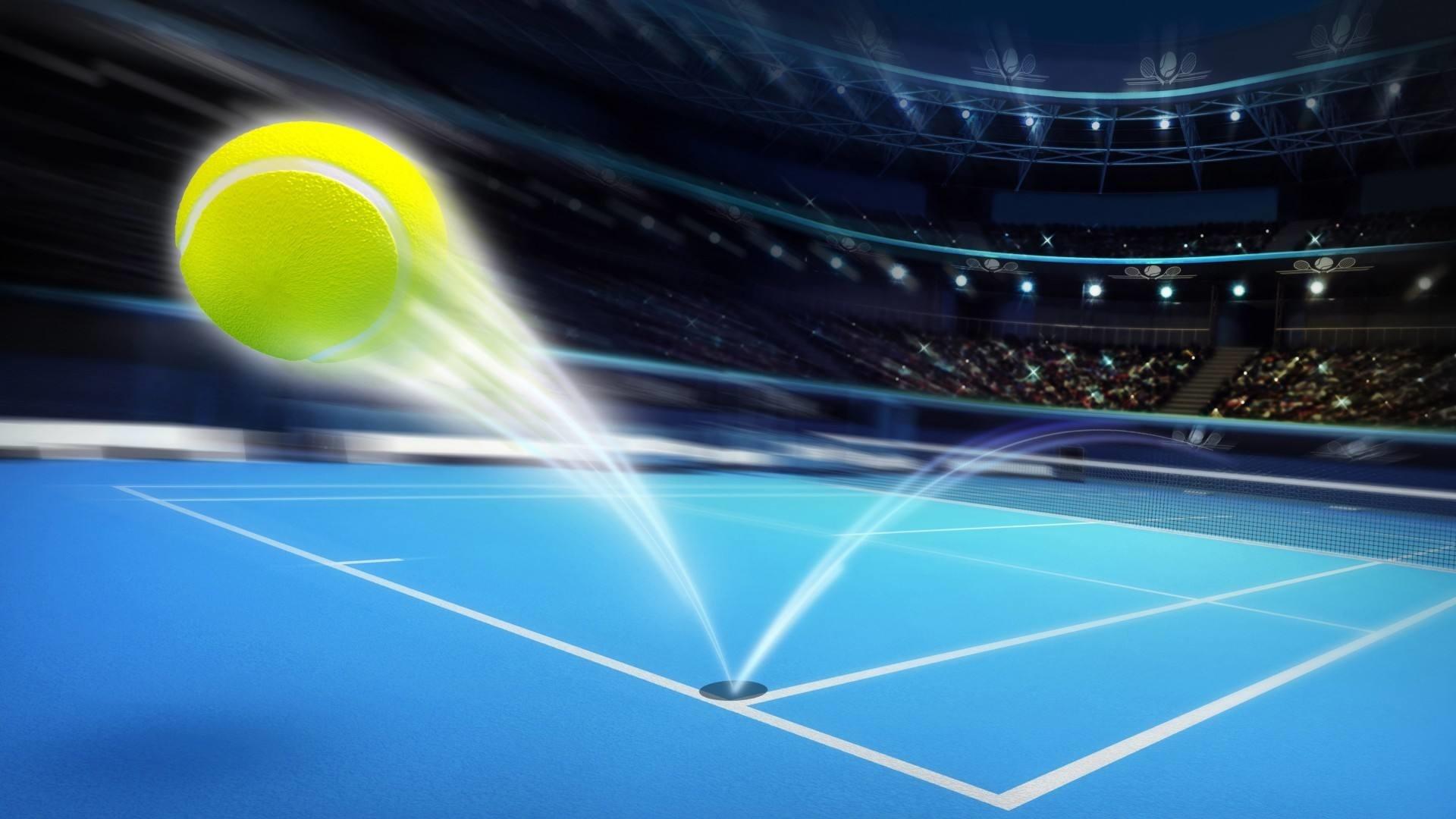 Tennis Ball free photo