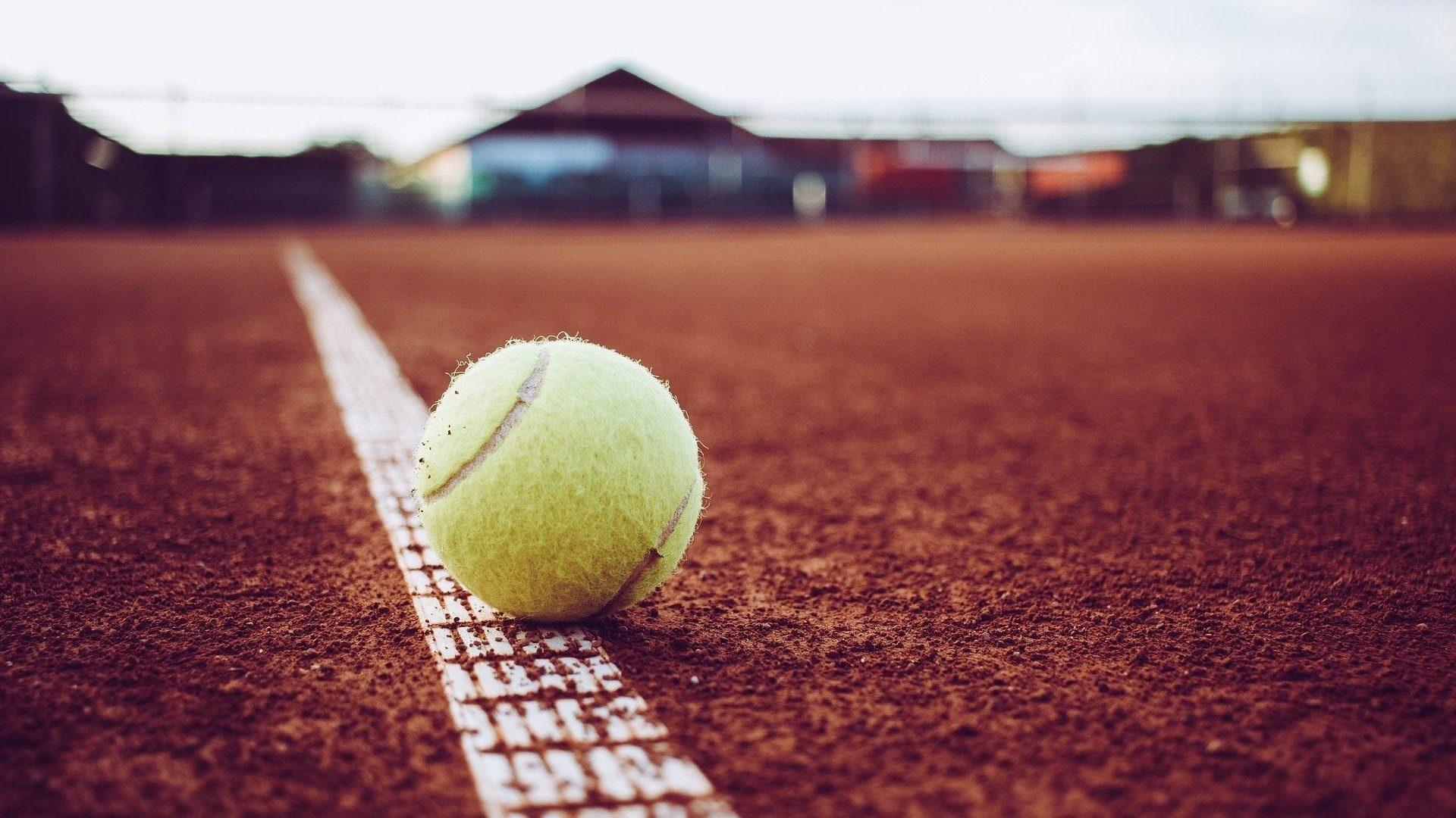 Tennis Ball 1080p wallpaper