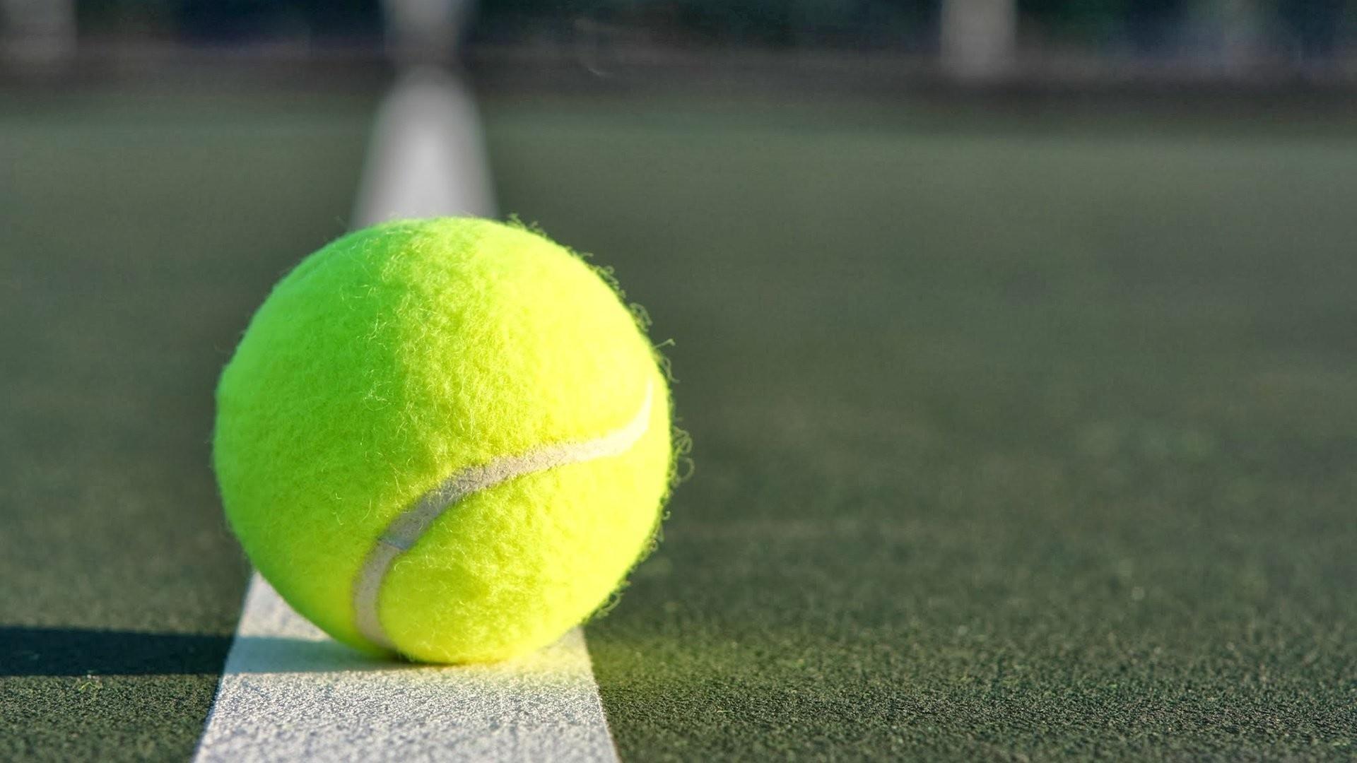 Tennis Ball hd background