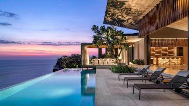 Villa Sea View desktop background