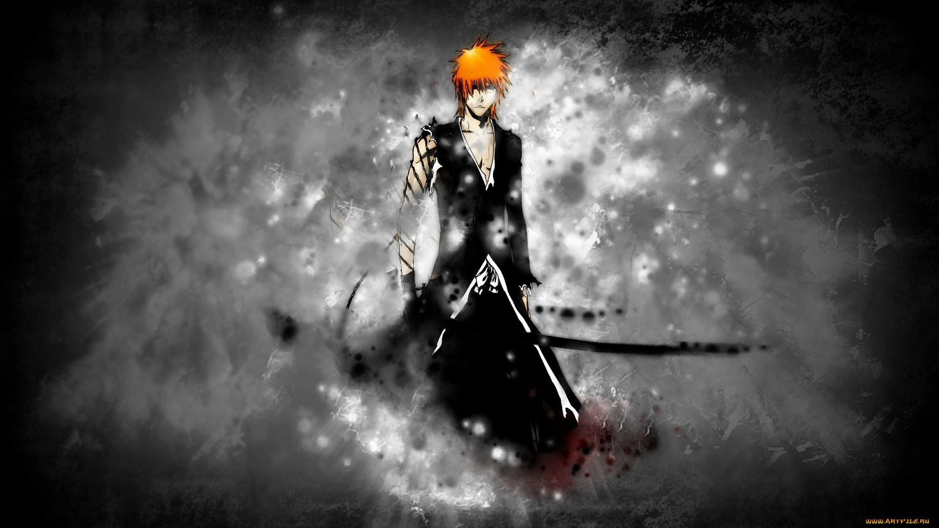 Bleach background wallpaper
