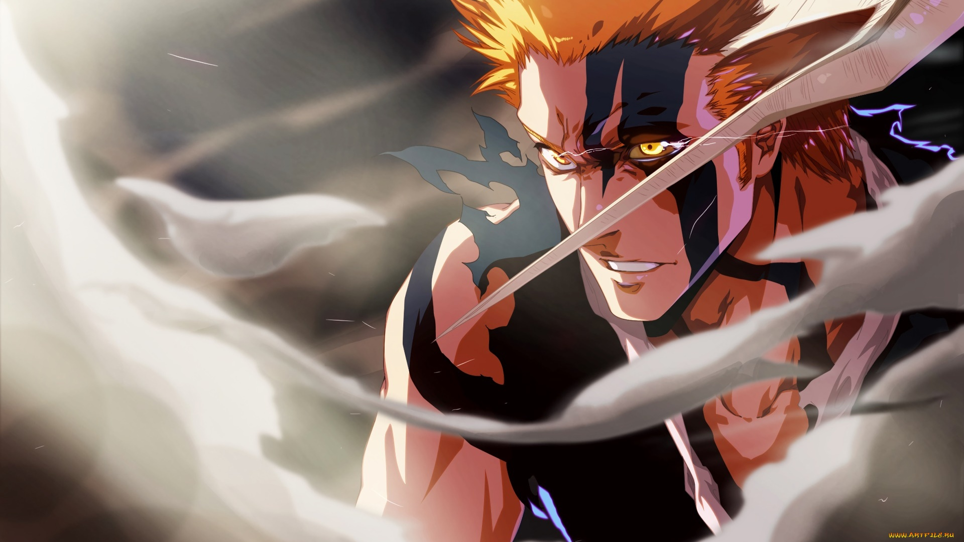 Bleach background picture