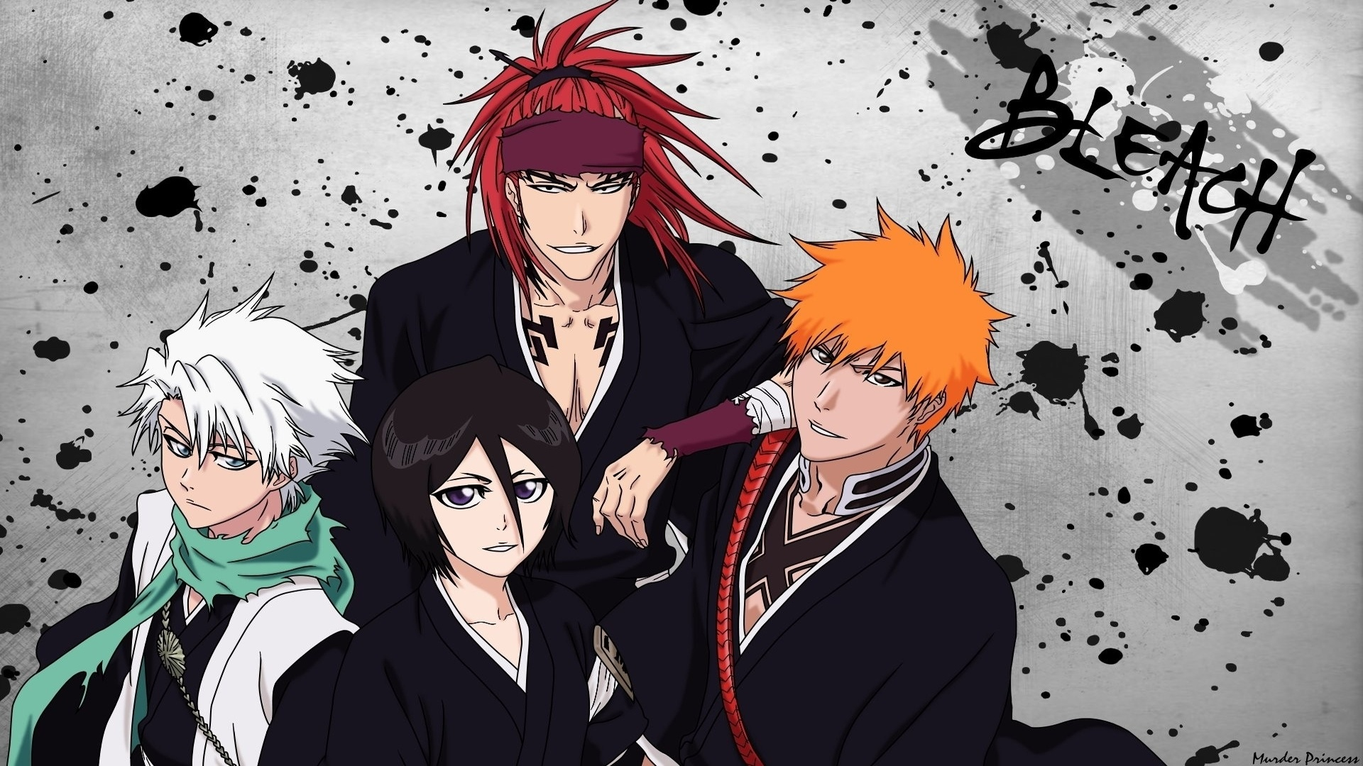 Bleach windows wallpaper