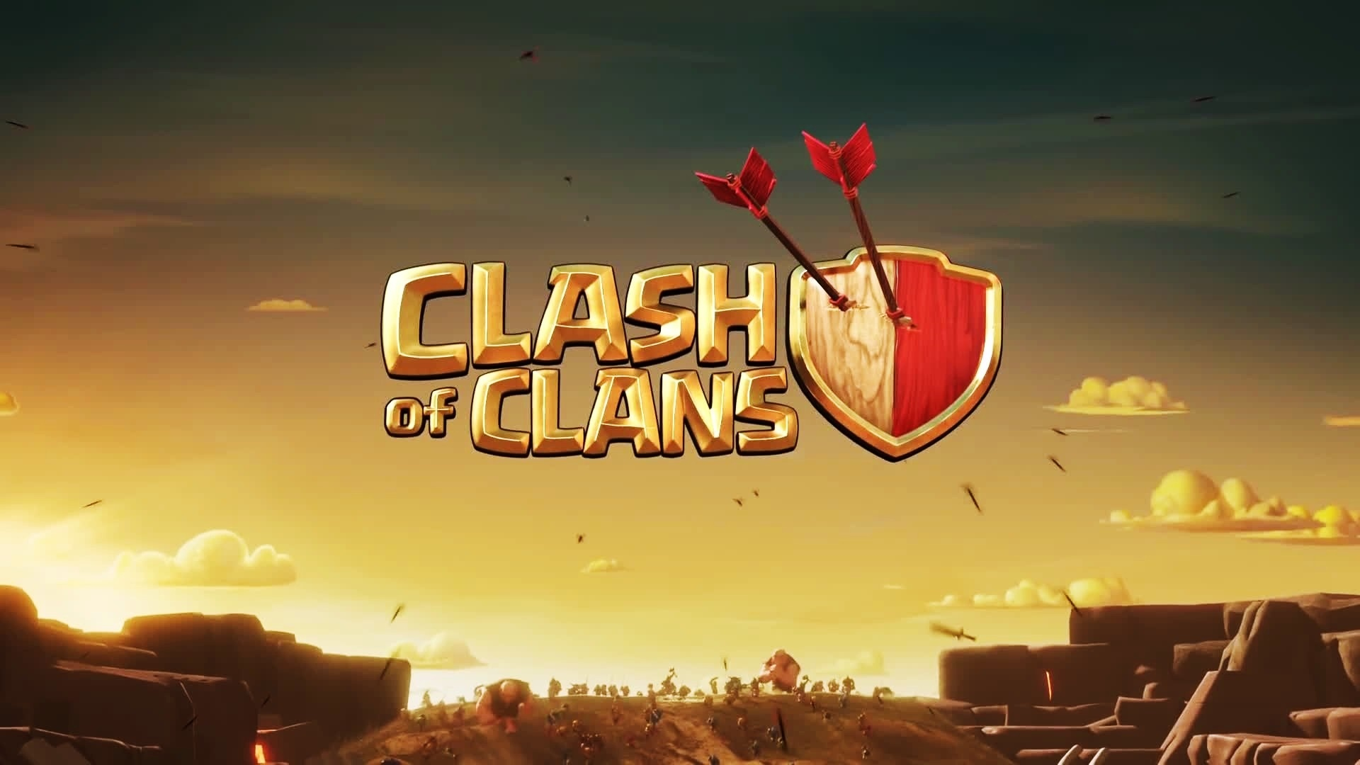 Clash Of Clans computer background
