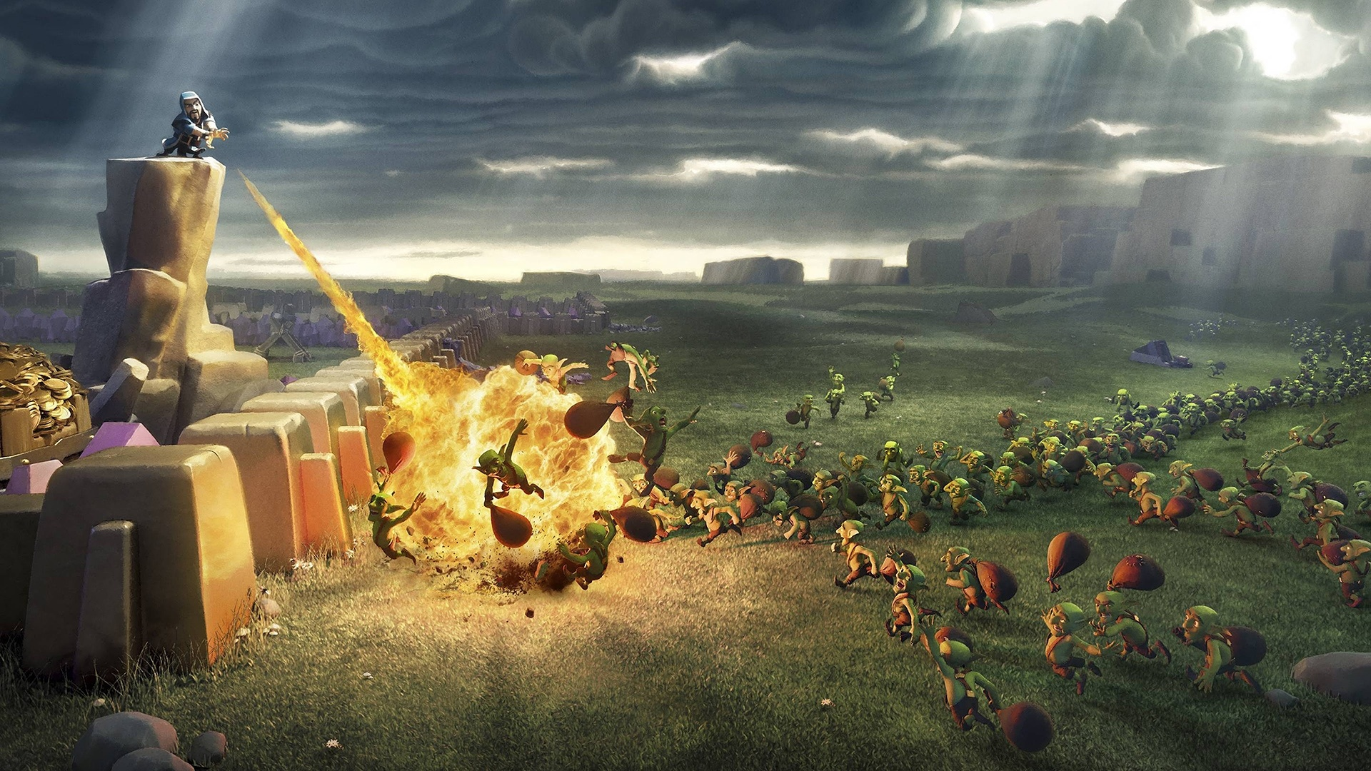 Clash Of Clans best wallpaper