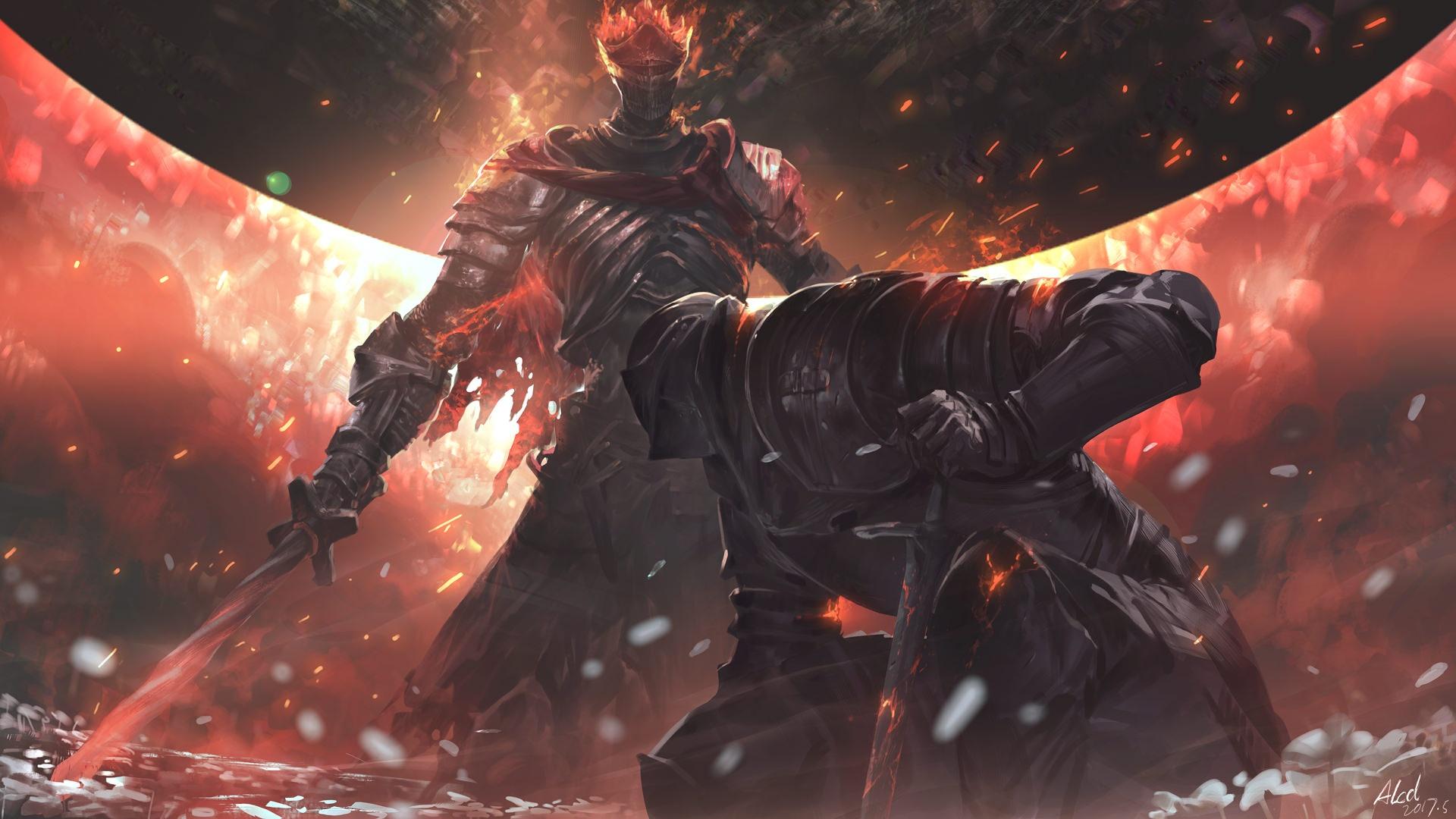 Dark Souls 3 laptop wallpaper