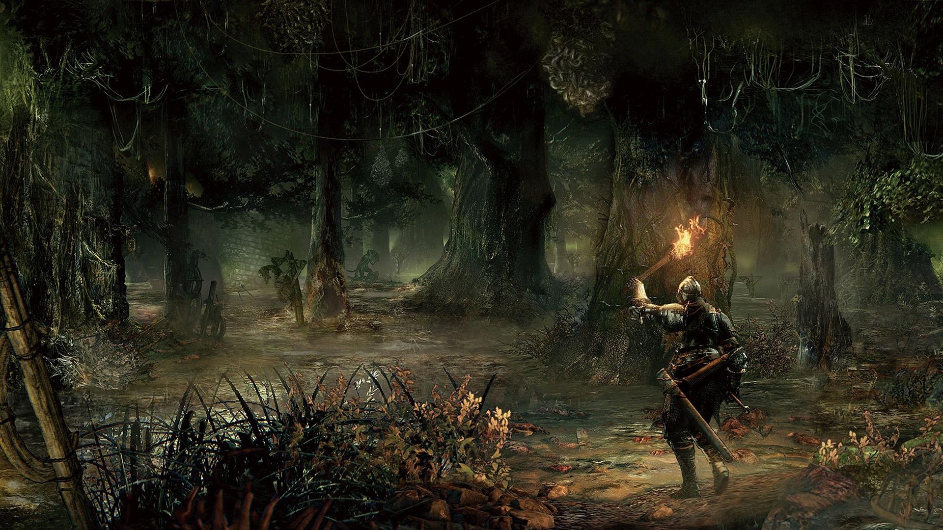 Dark Souls 3 computer wallpaper
