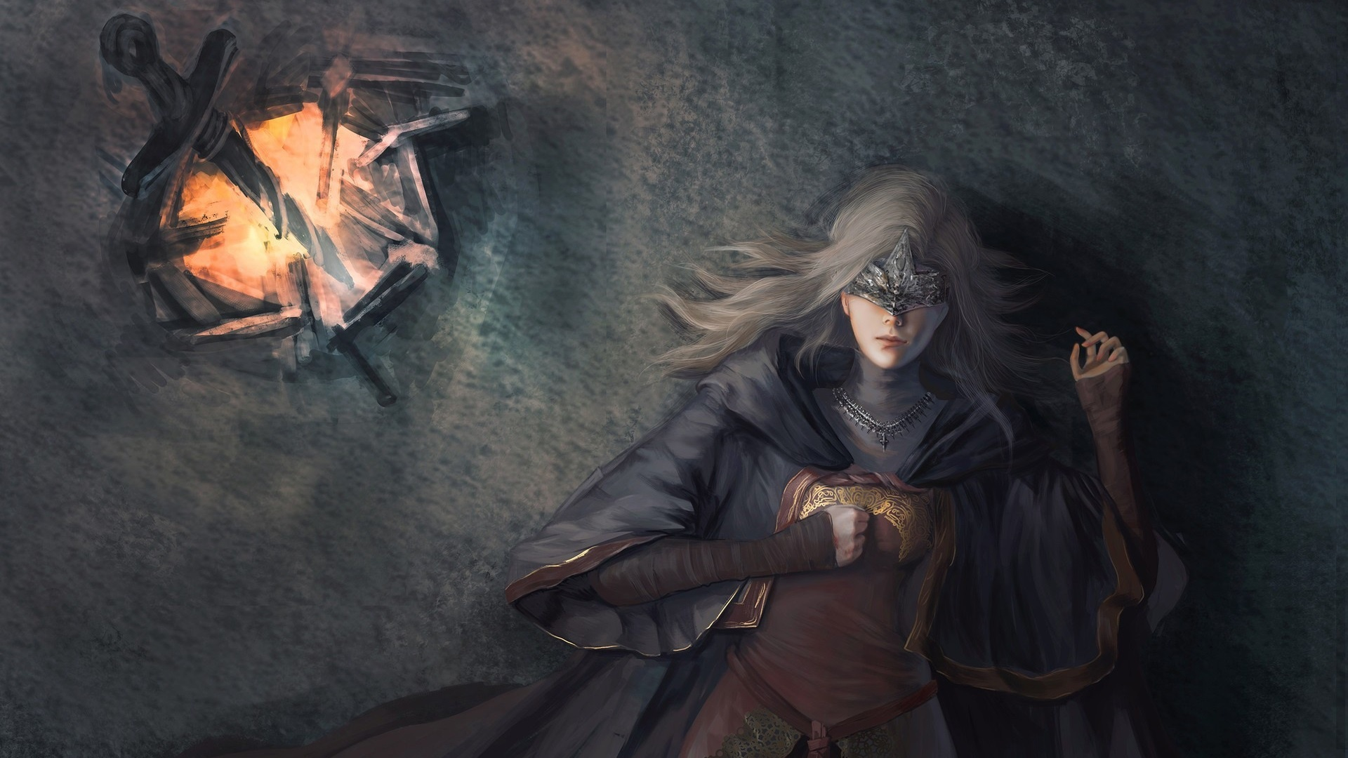 Dark Souls 3 hd background