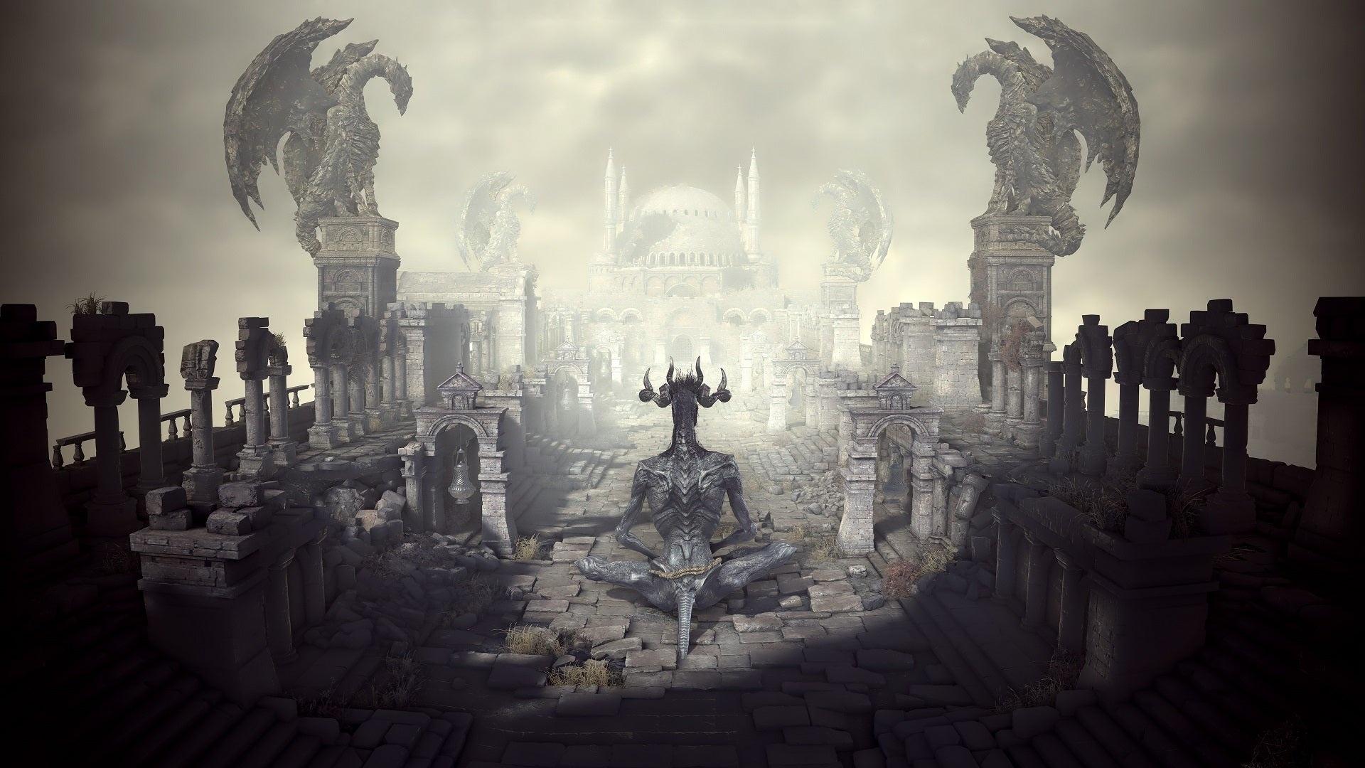 Dark Souls 3 desktop background