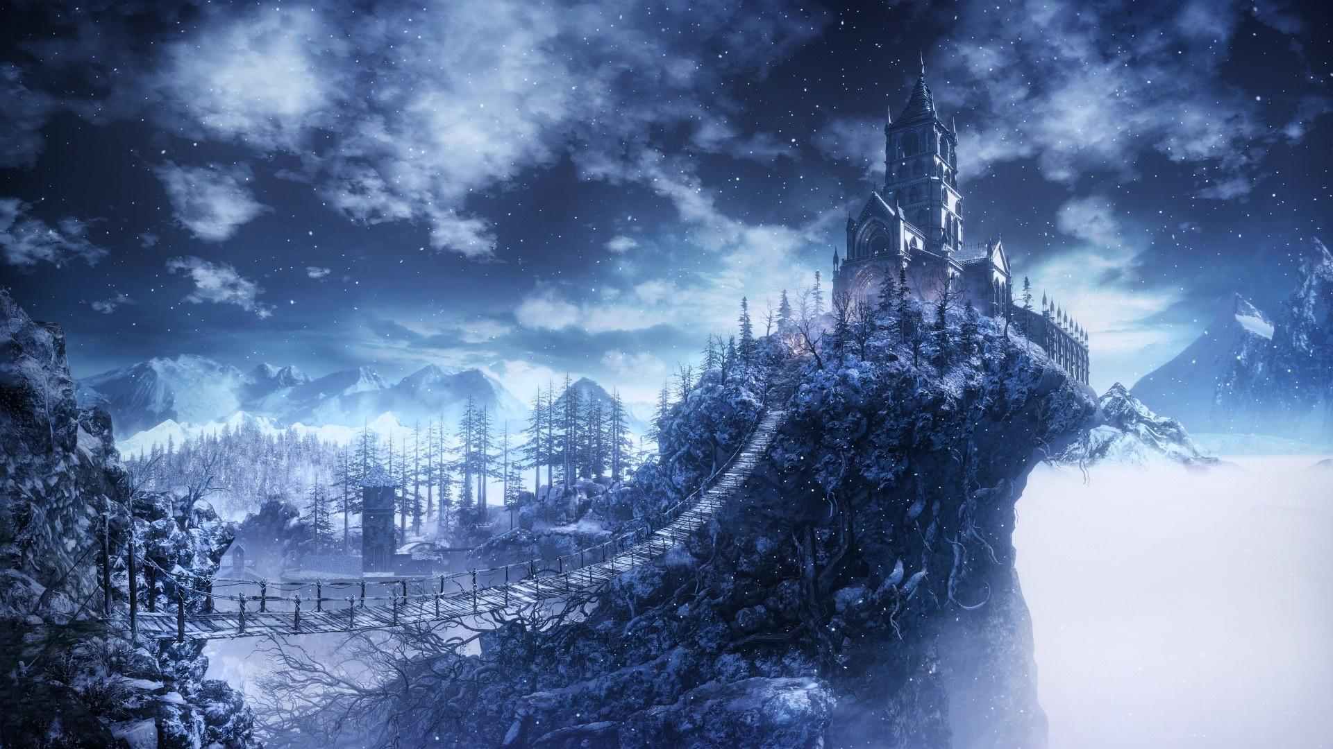 Dark Souls 3 windows background