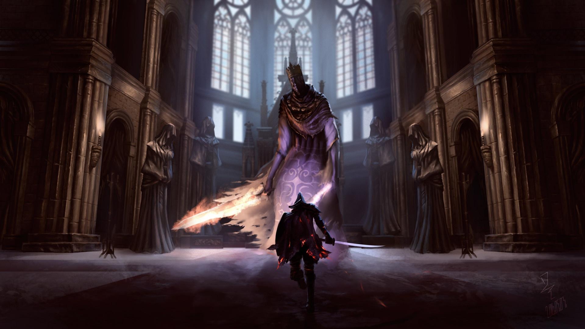 Dark Souls 3 background picture