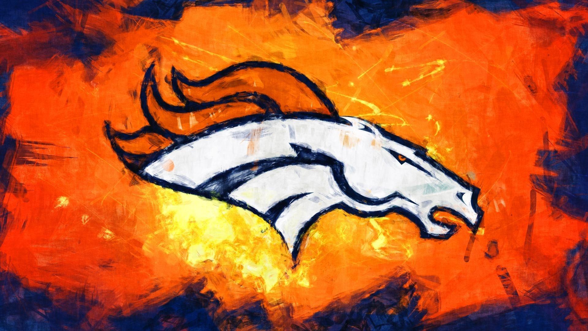 Denver Broncos desktop wallpaper free download