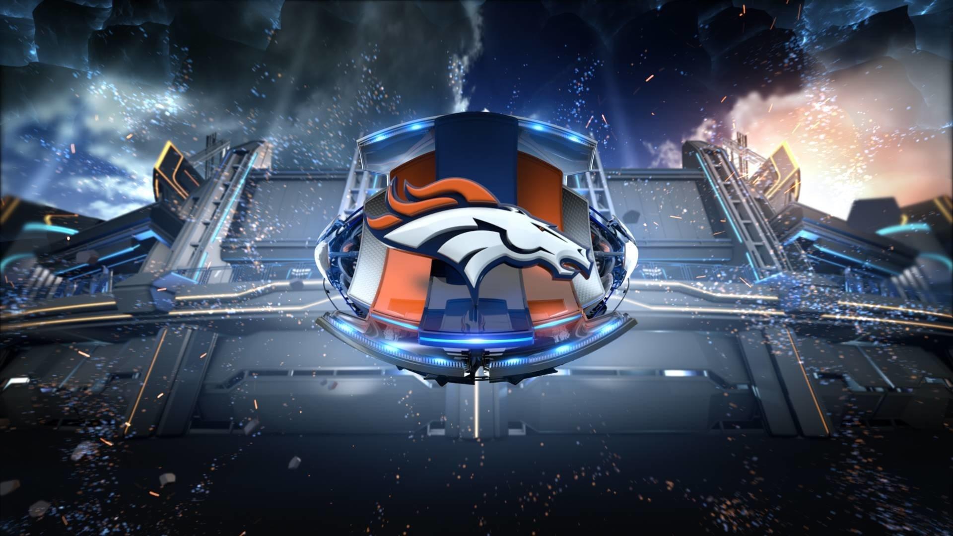 Denver Broncos computer wallpaper