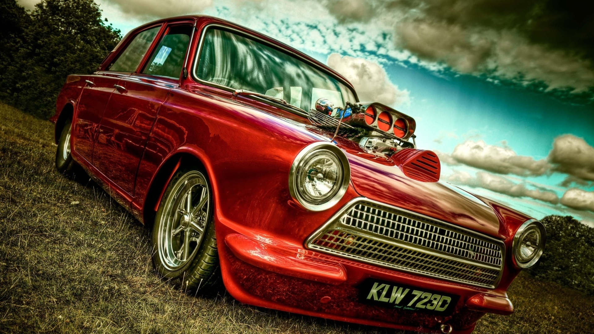 Cars 1920x1080 wallpaper