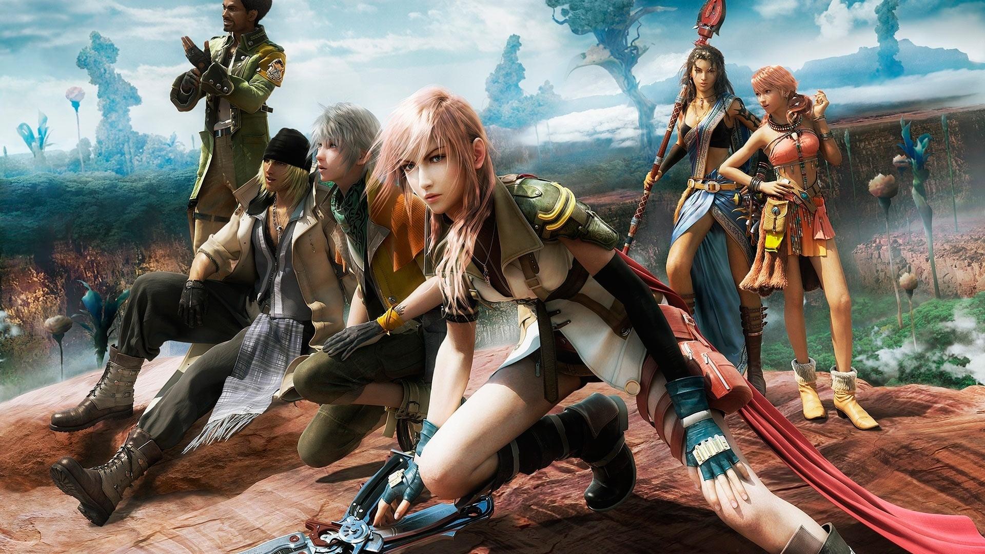 Final Fantasy free pic