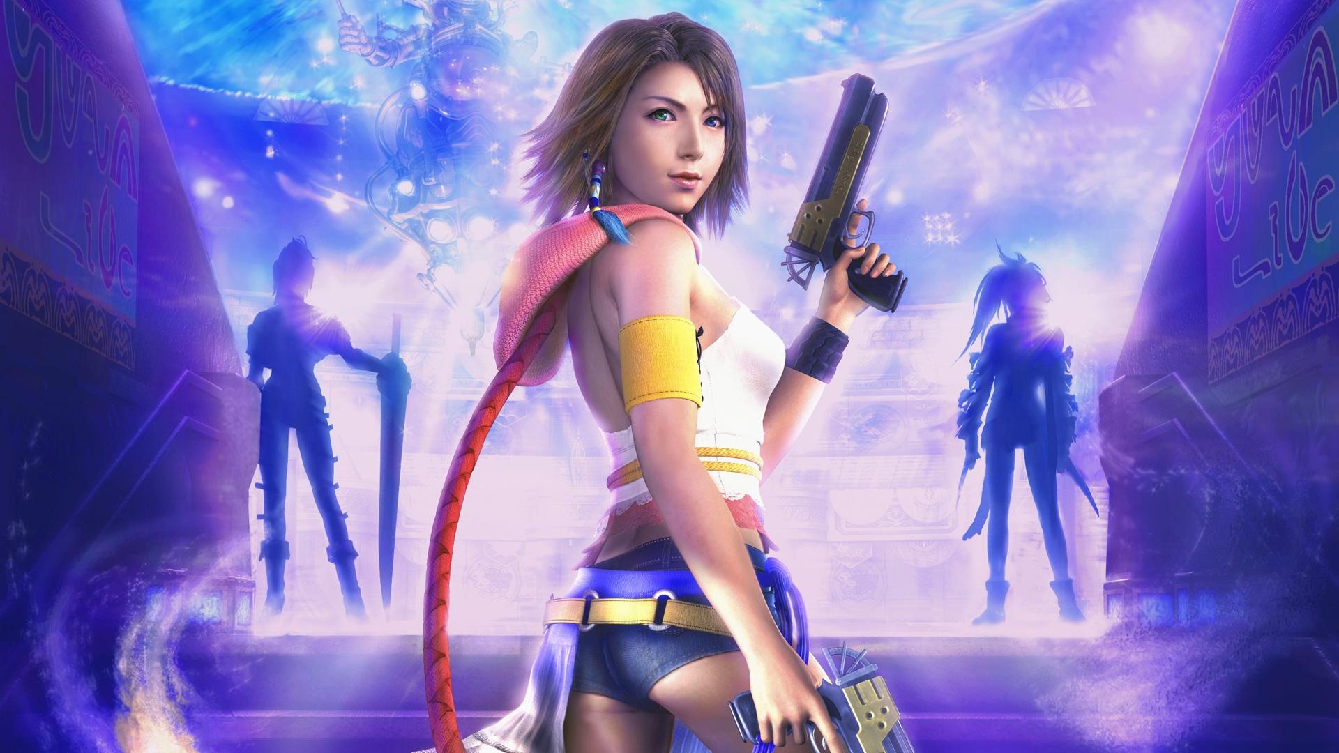 Final Fantasy best background