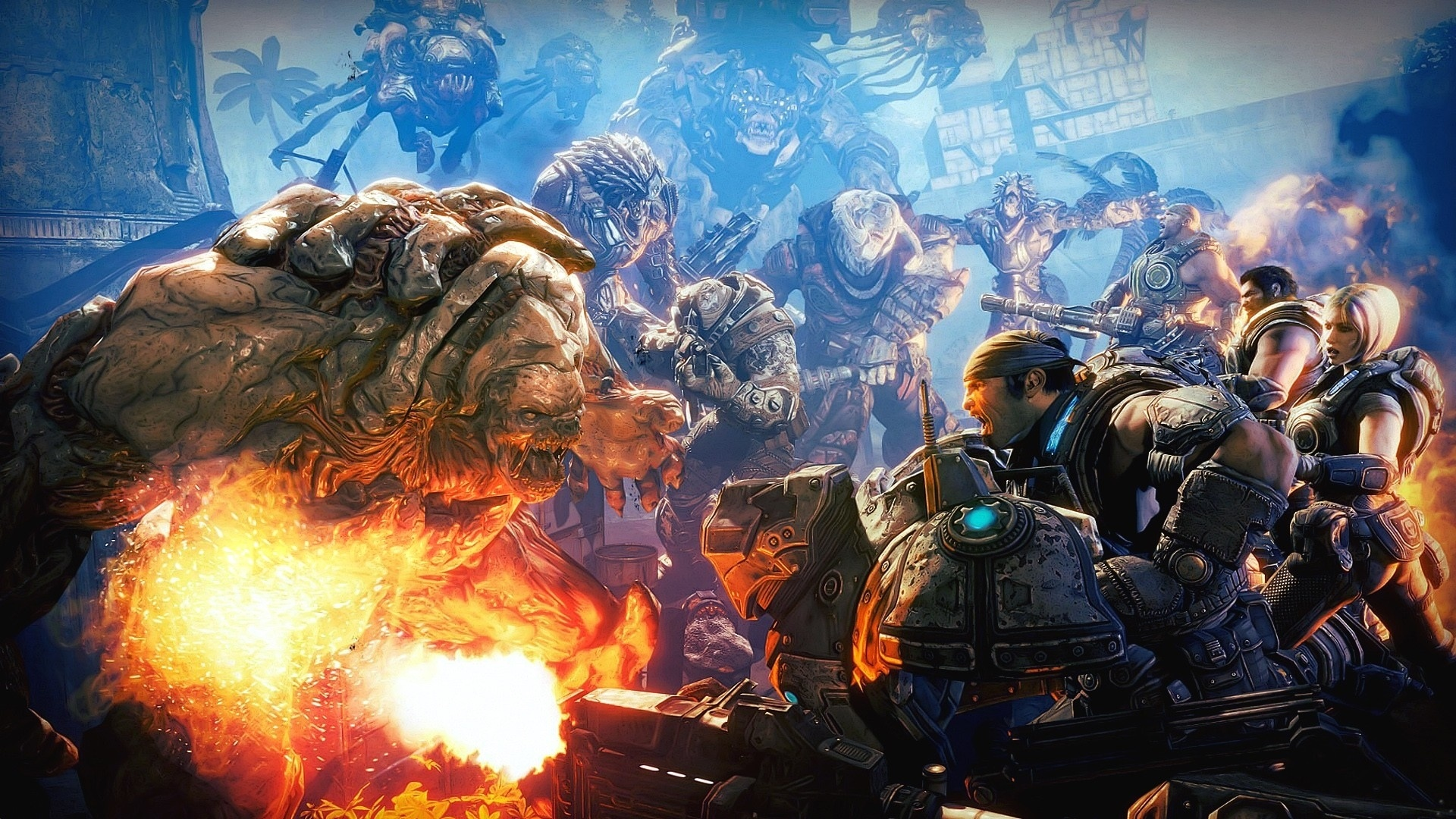 Gears Of War free pic