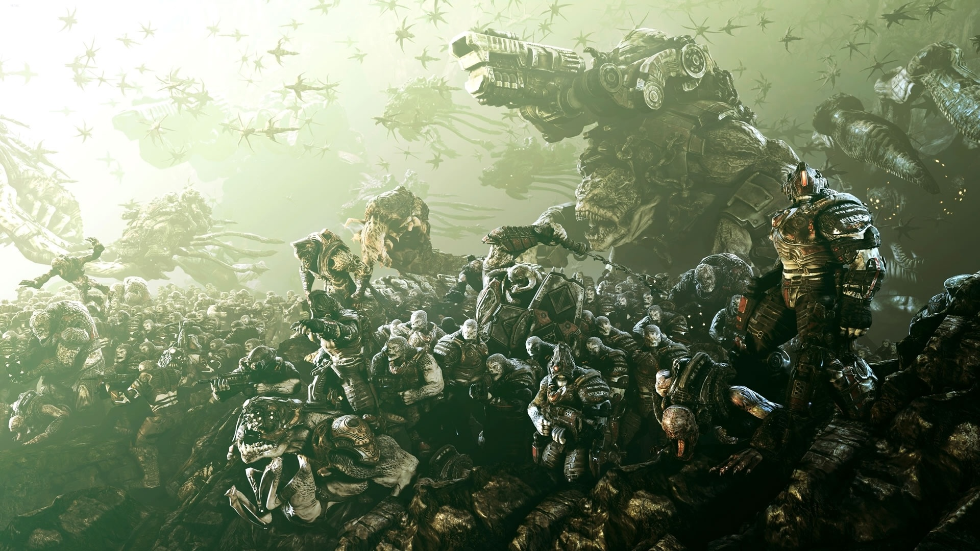 Gears Of War desktop wallpaper free download