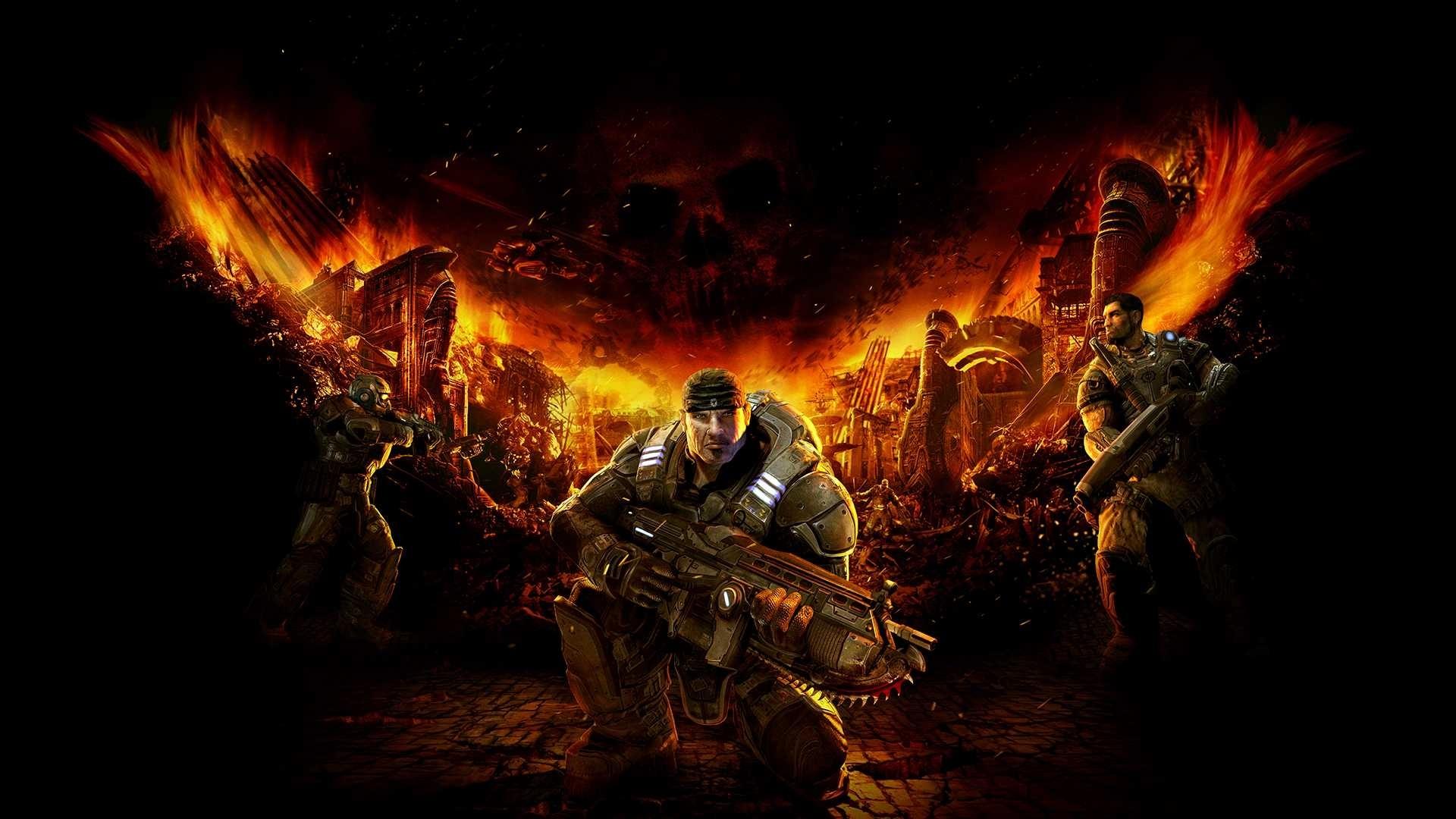 Gears Of War free photo