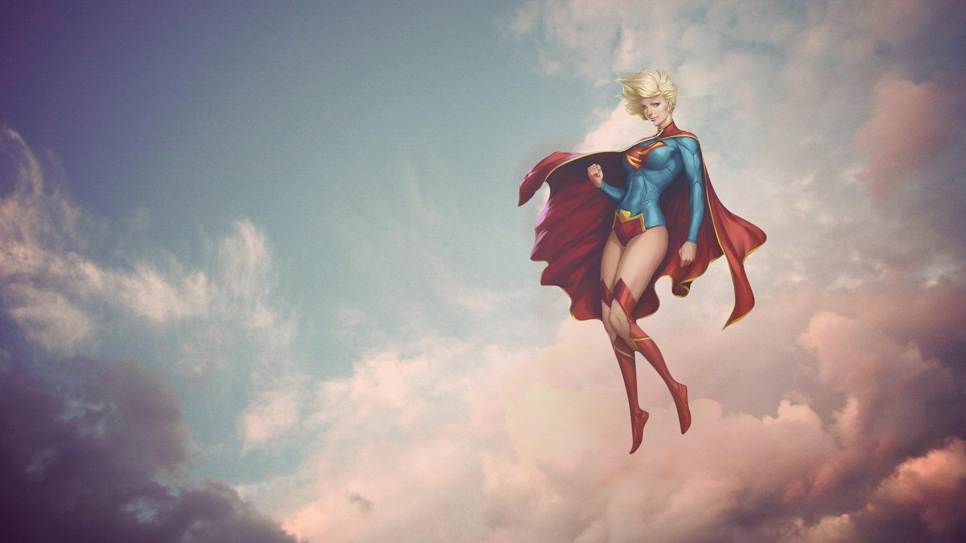 Supergirl cool wallpaper