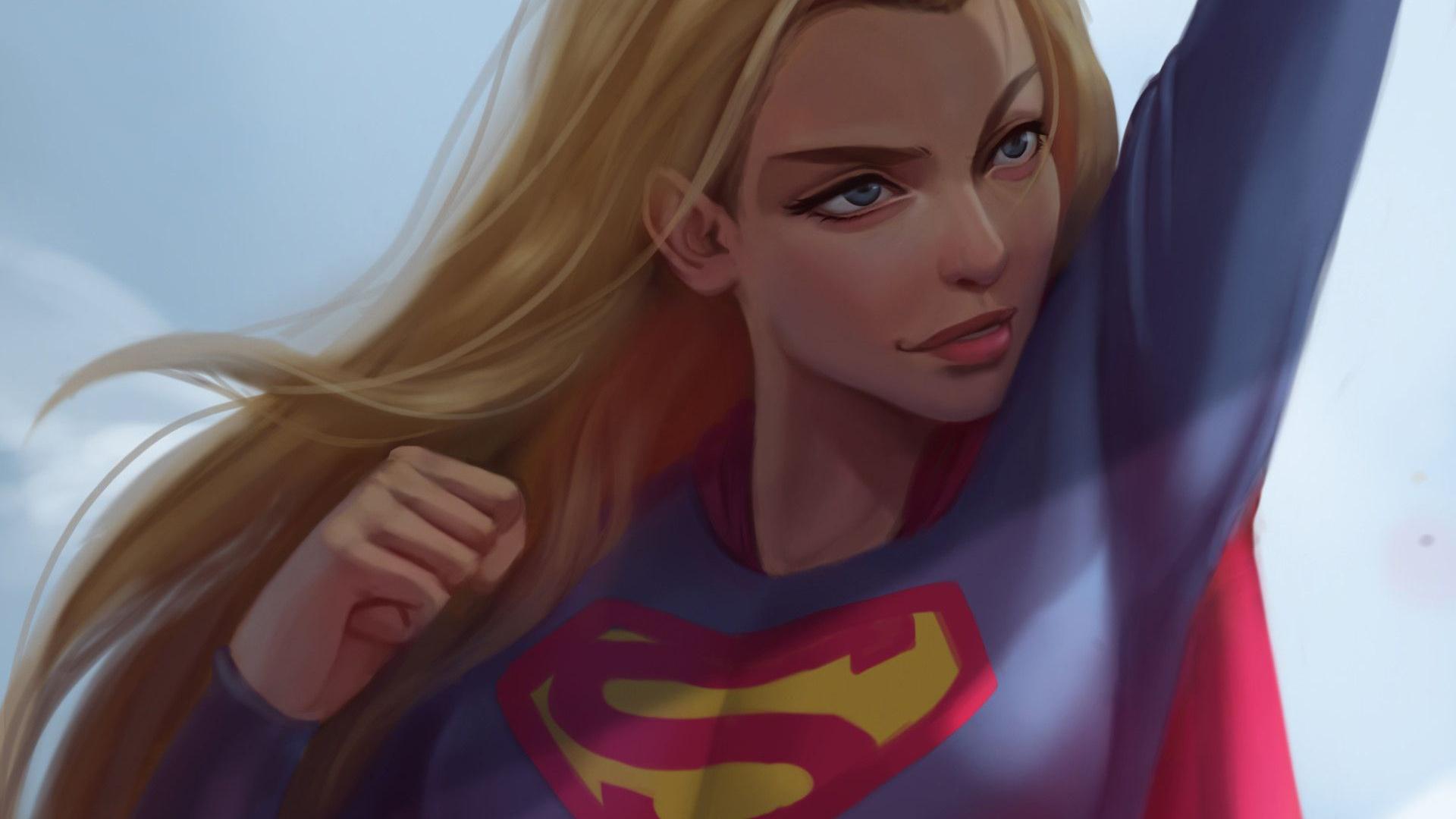 Supergirl free photo