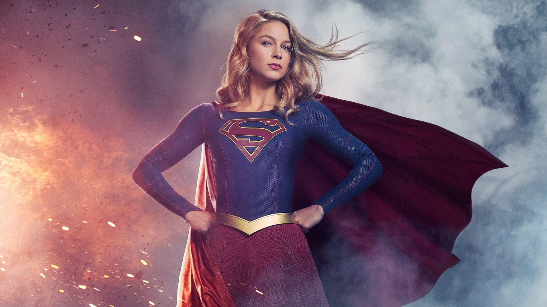 Supergirl free wallpaper