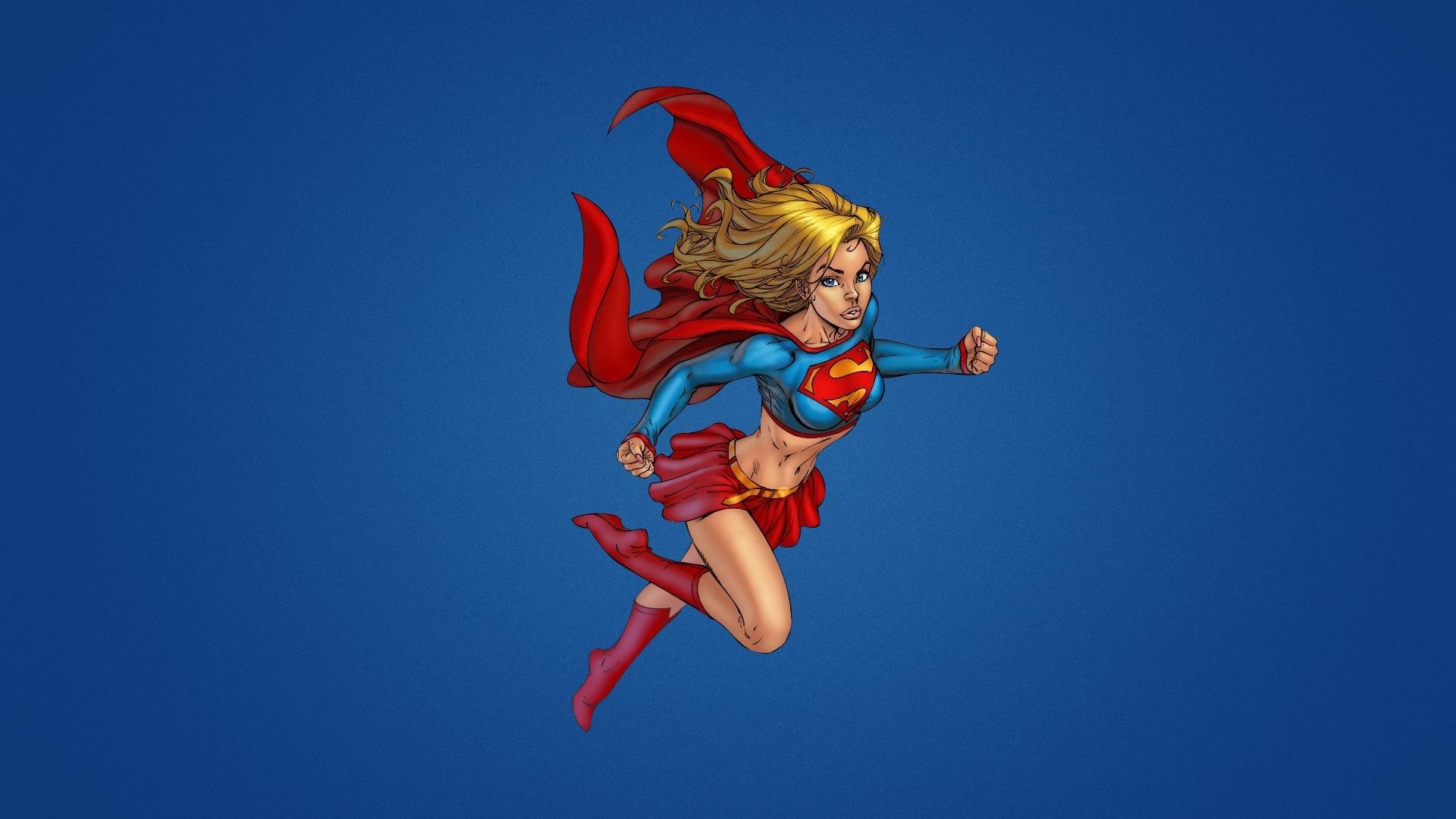 Supergirl cool background