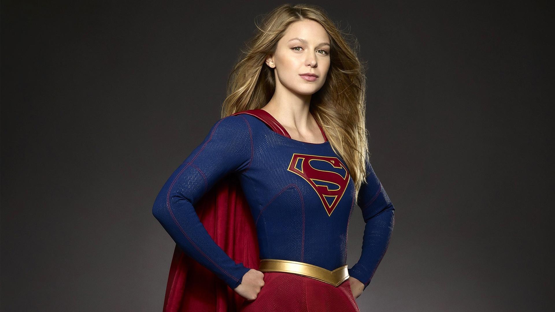 Supergirl desktop background