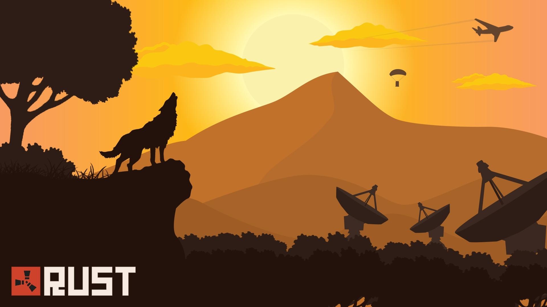 Rust desktop wallpaper free download