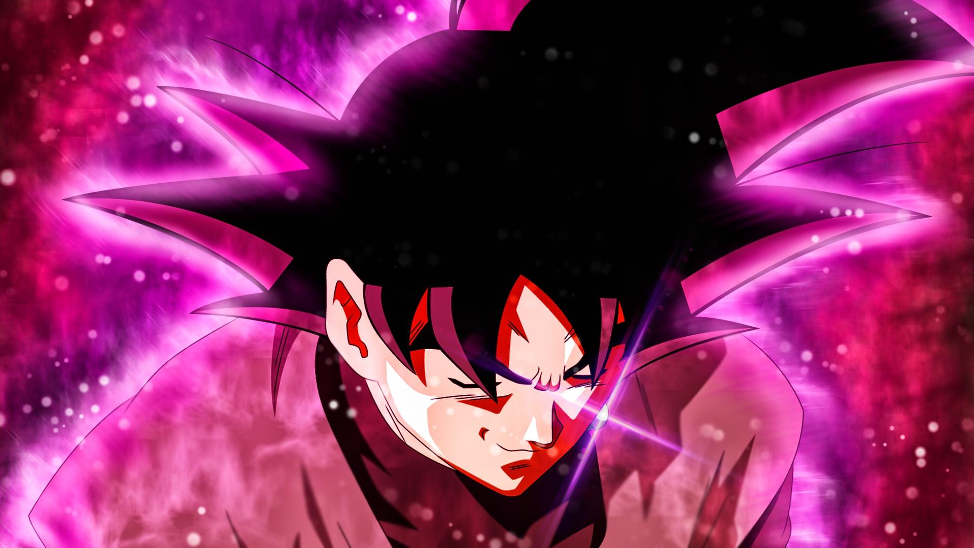 Goku Black 1080p wallpaper