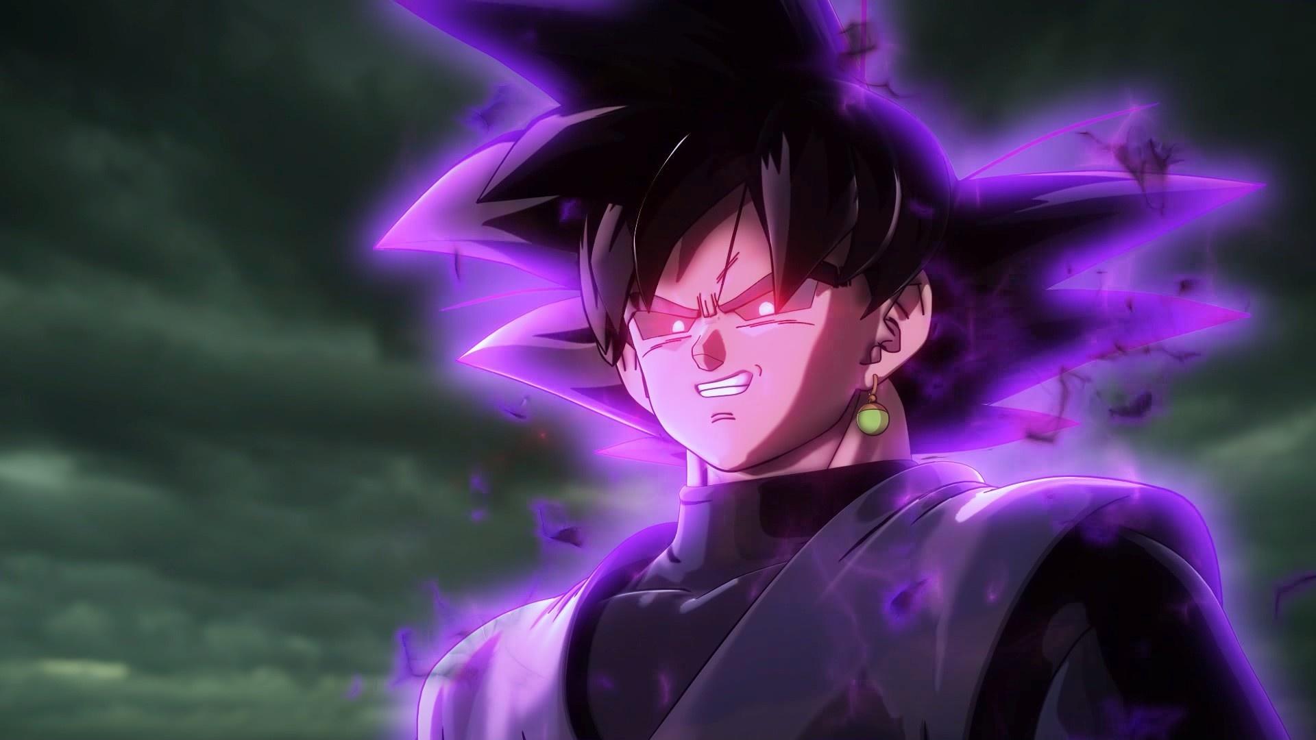 Goku Black desktop wallpaper