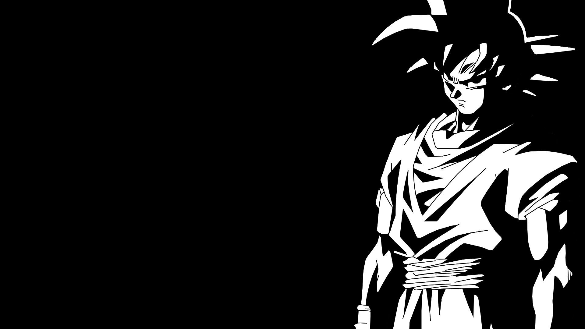 Goku Black wallpaper hd
