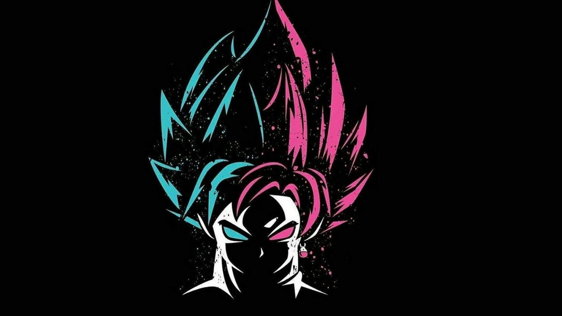 Goku Black background picture