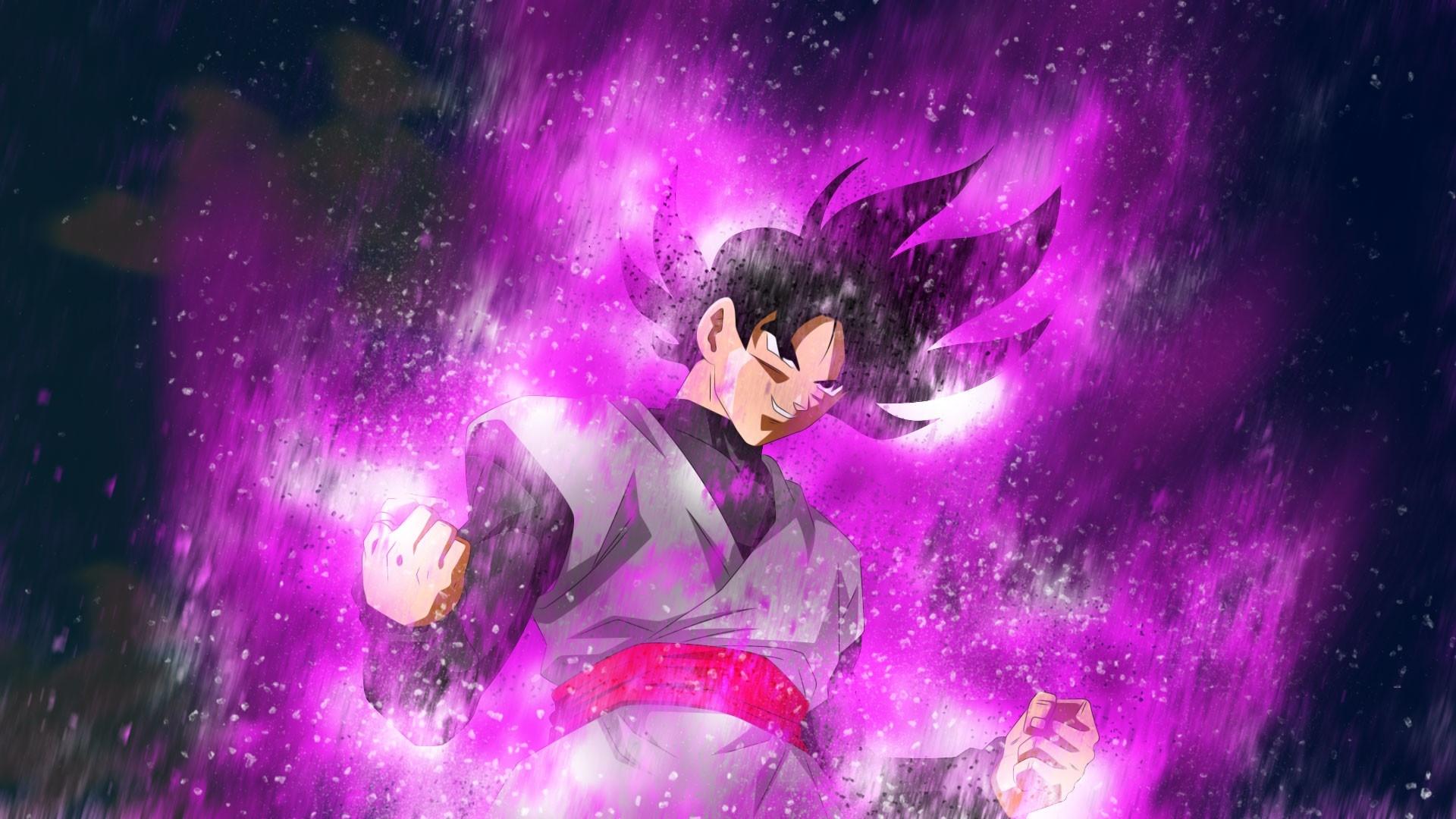 Goku Black computer wallpaper