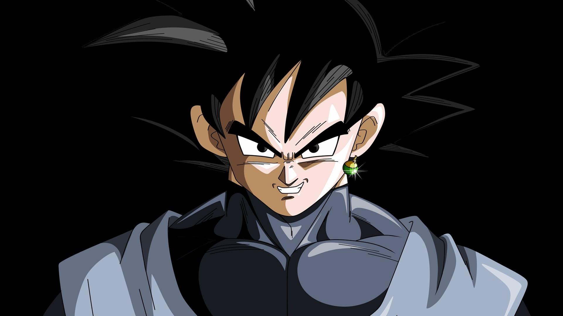 Goku Black windows background