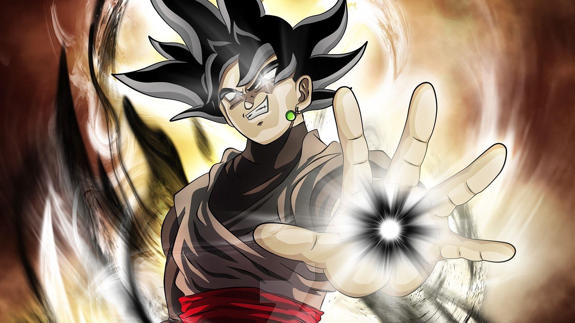 Goku Black cool wallpaper