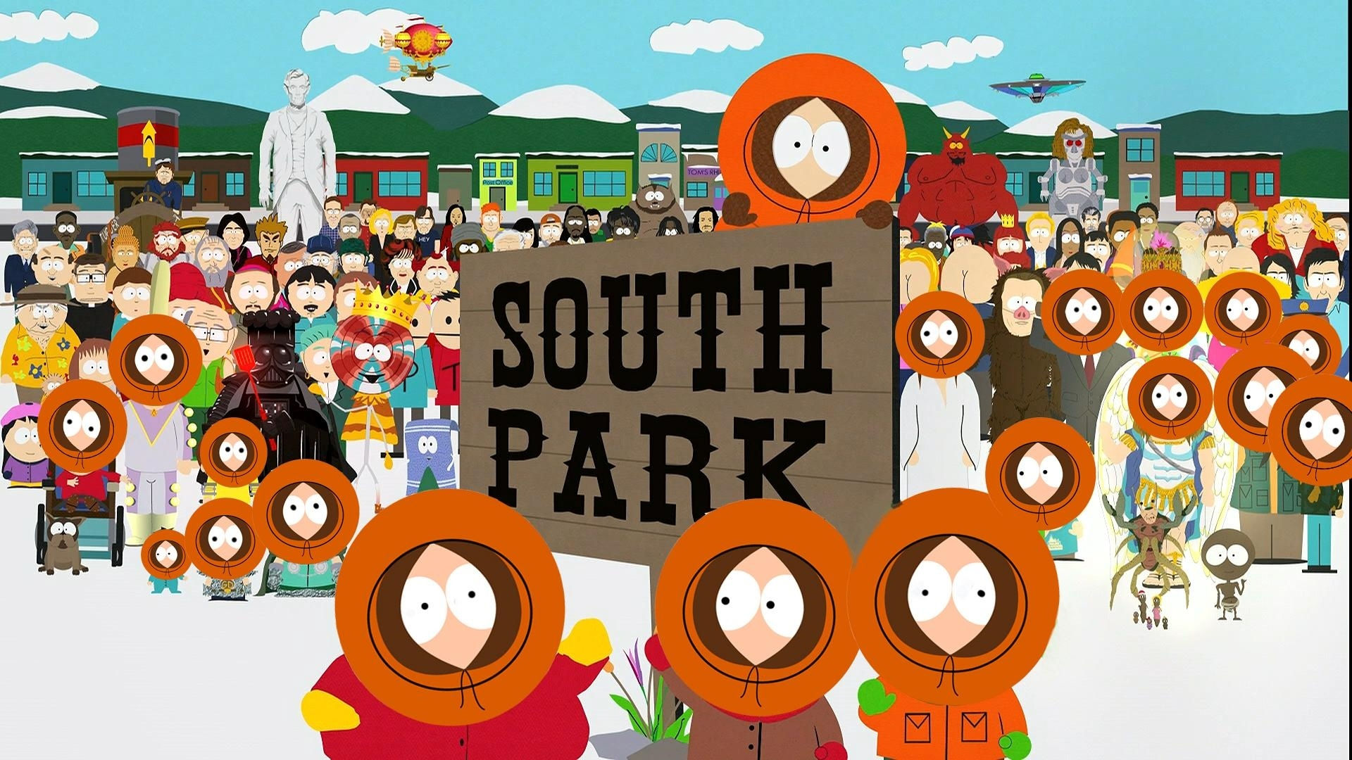South Park best wallpaper