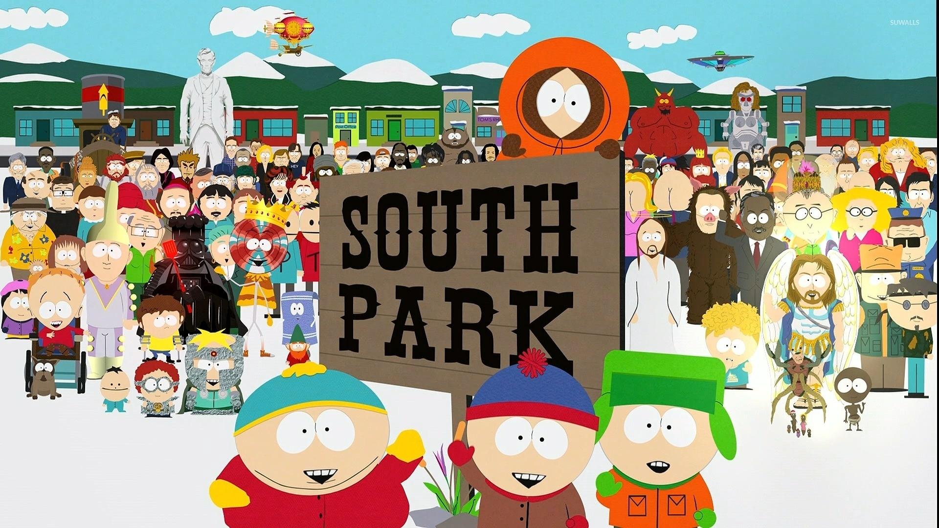 South Park desktop wallpaper free download
