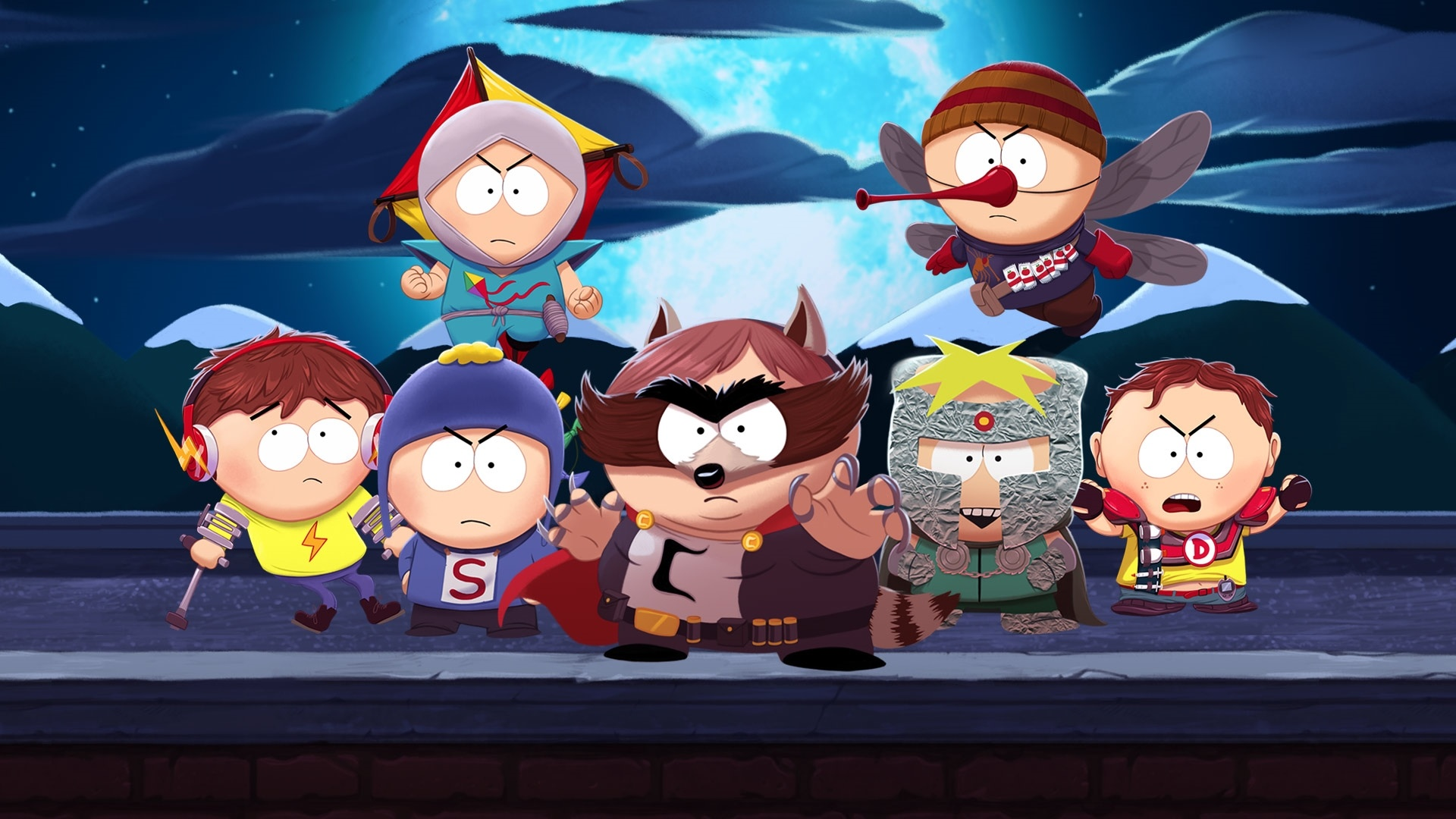 South Park computer wallpaper