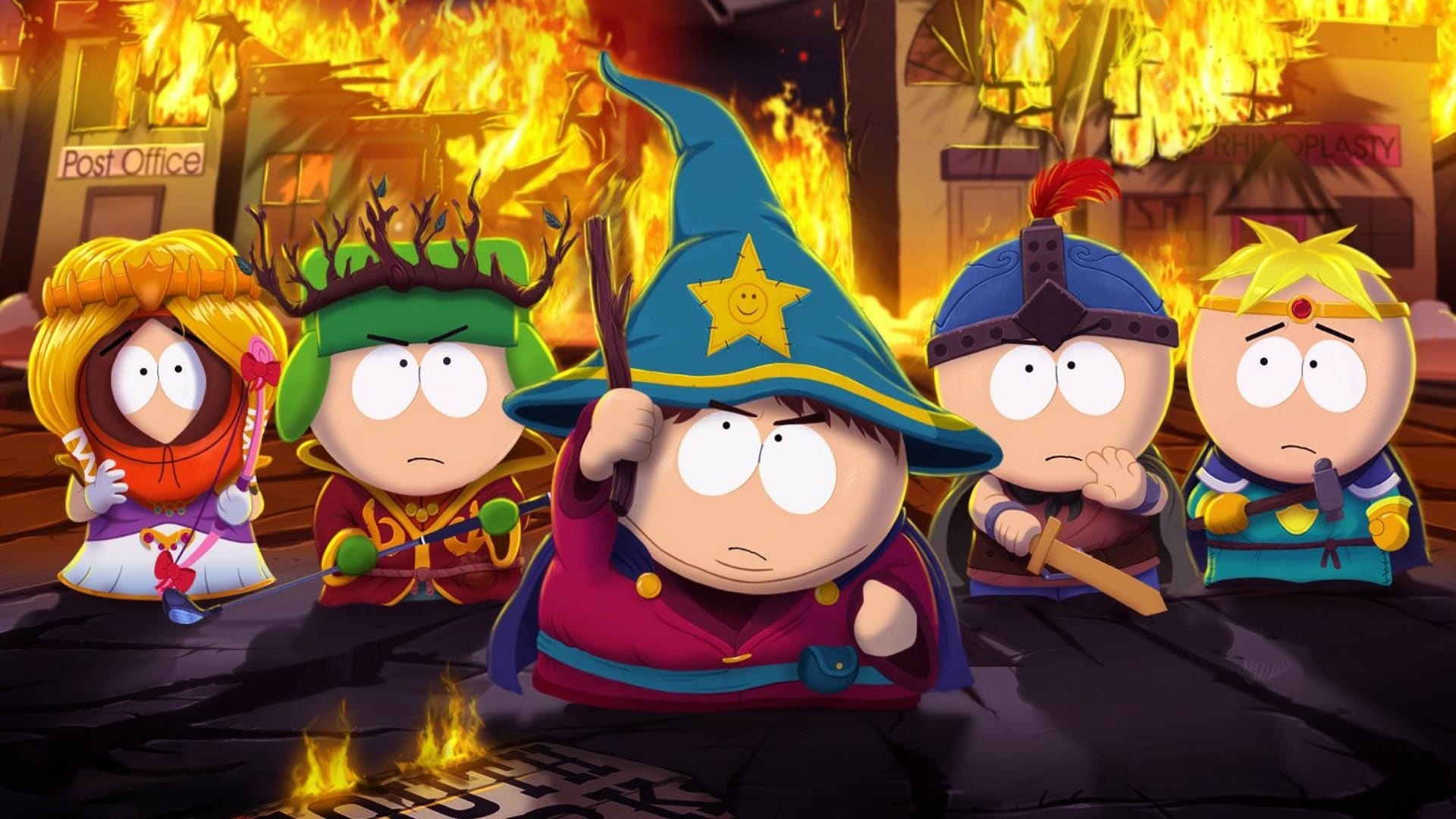 South Park hd background