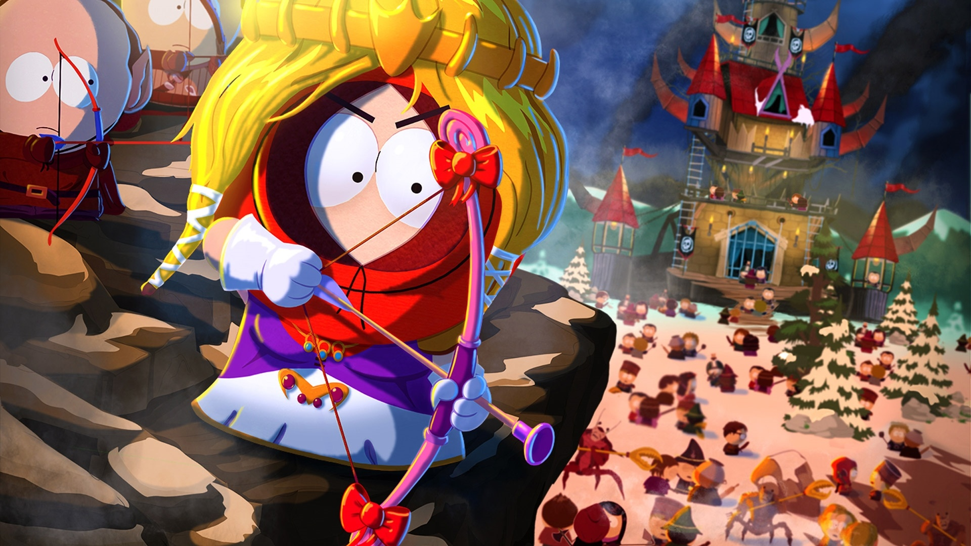 South Park background picture