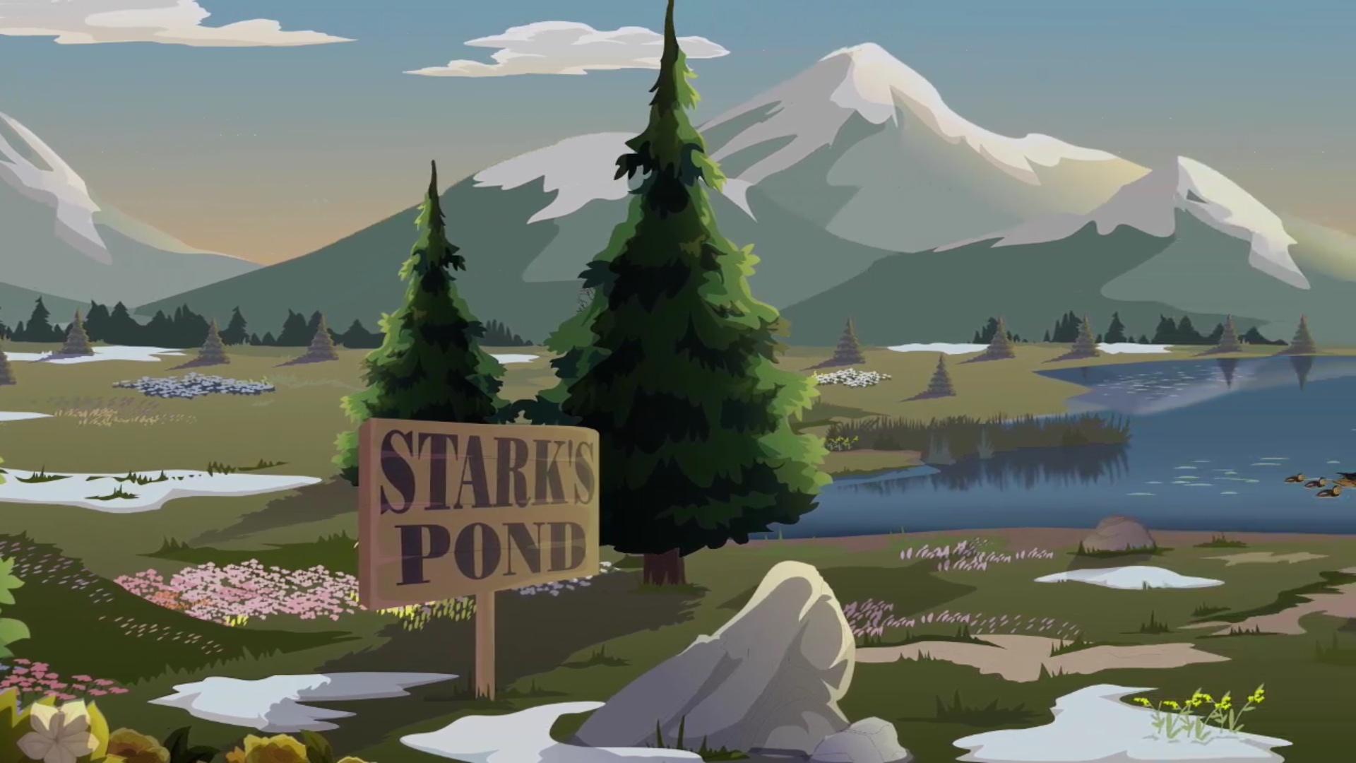 South Park best background