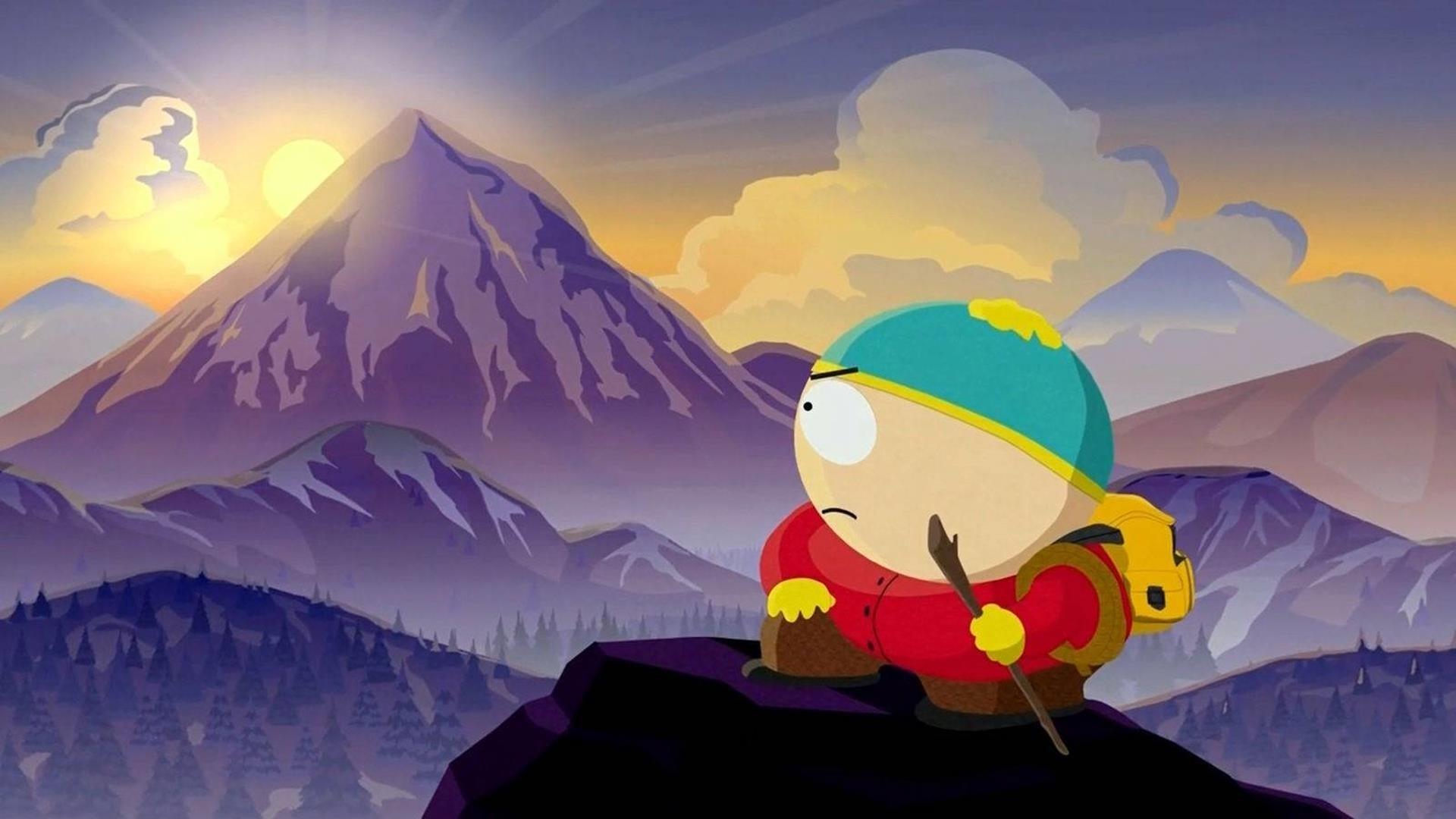South Park computer background