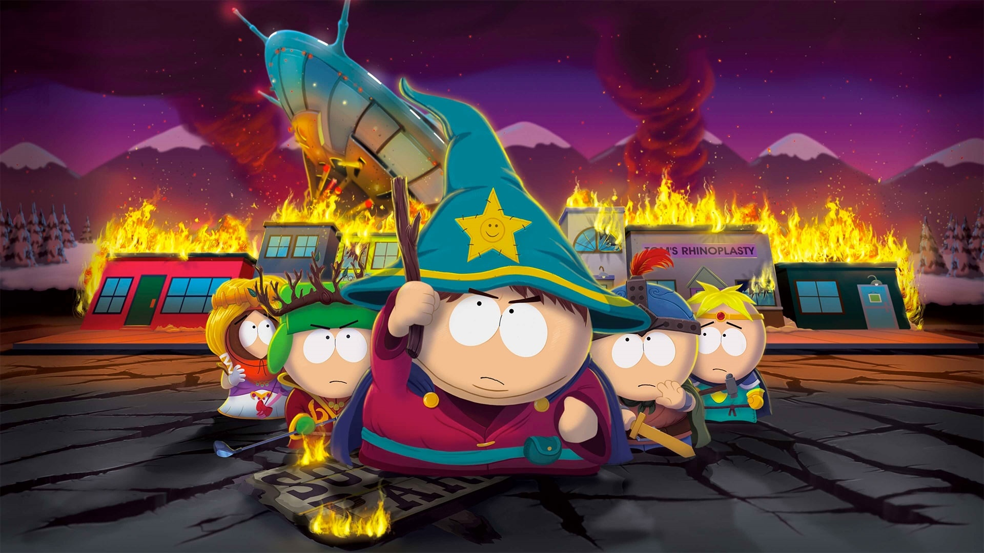 South Park best picture