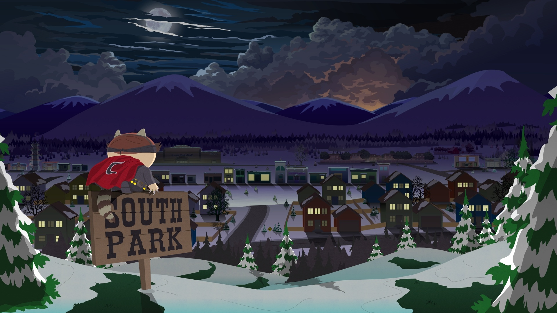South Park desktop wallpaper