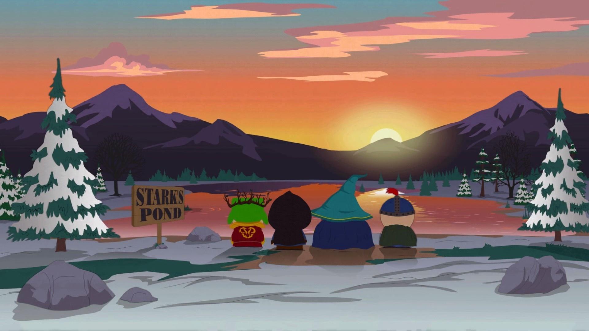 South Park background wallpaper