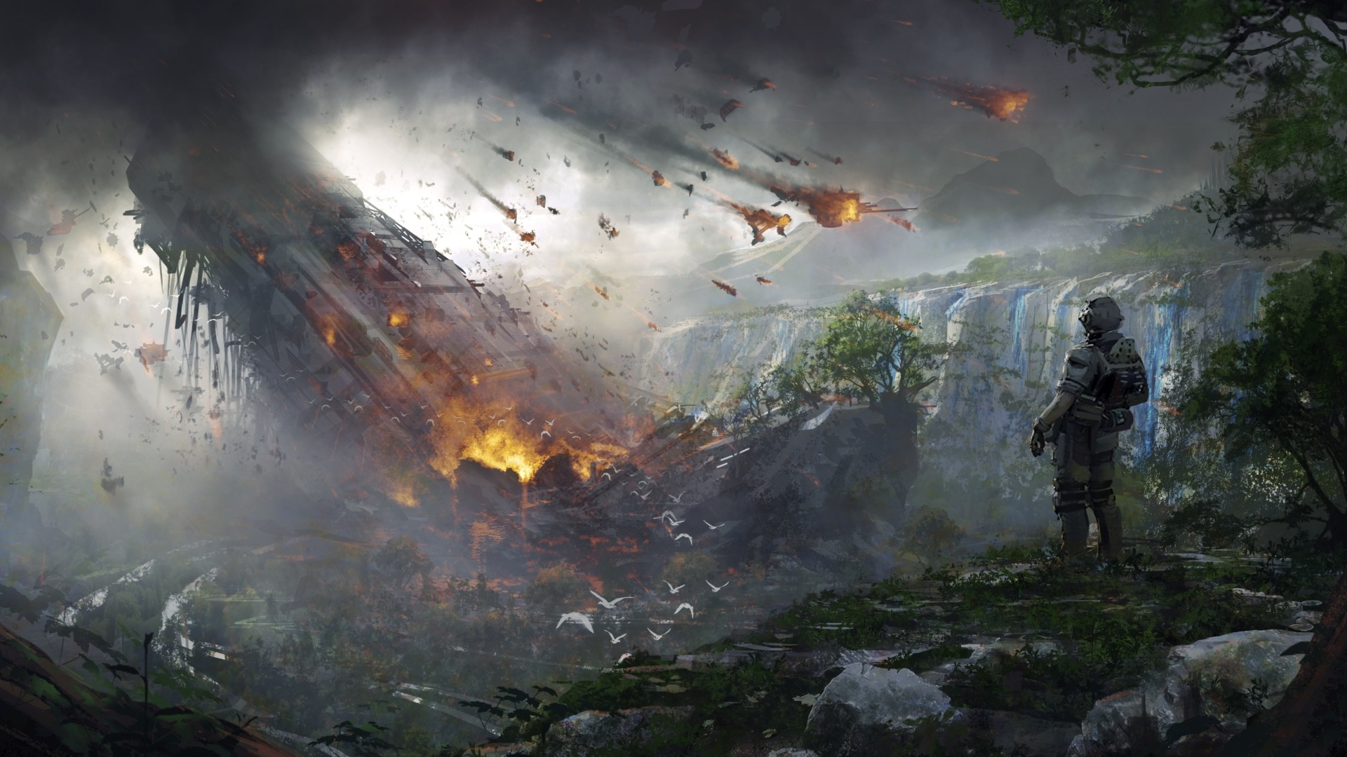 Titanfall 2 background picture