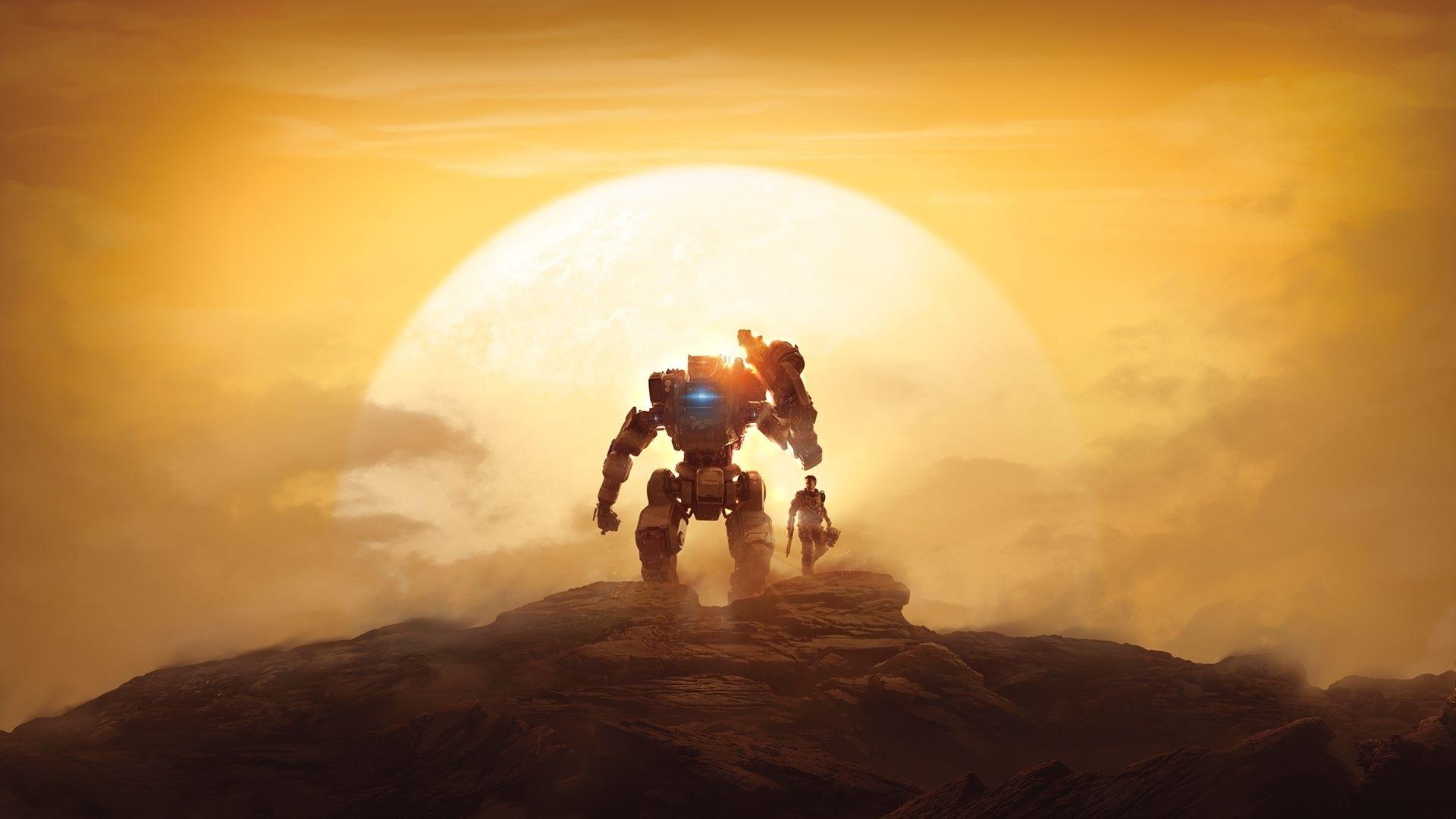 Titanfall 2 hd background