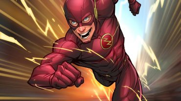 The Flash 1080p wallpaper