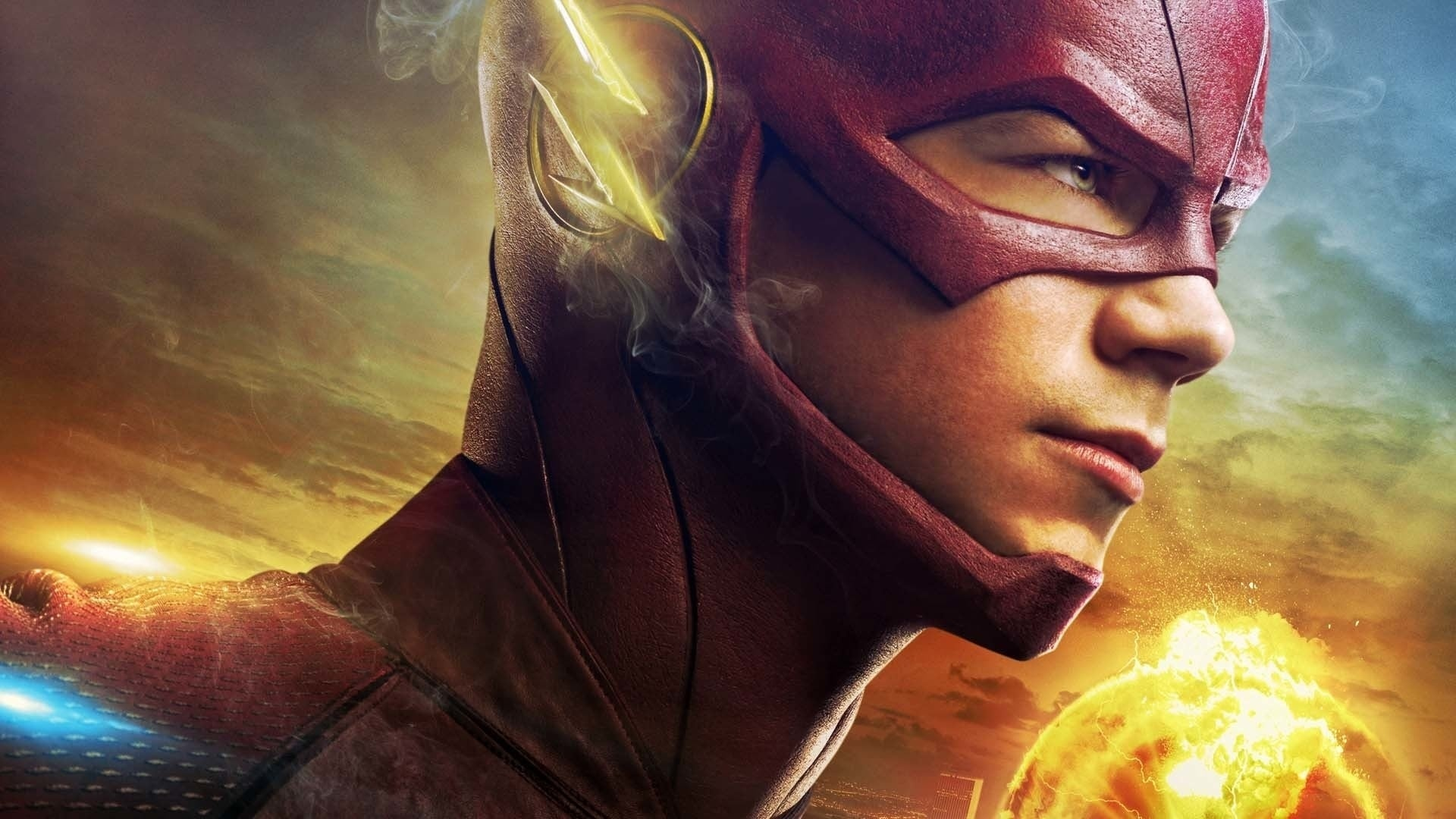 The Flash free background